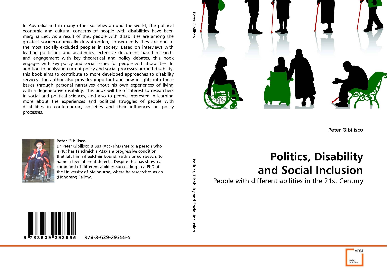 цена на Politics, Disability and Social Inclusion