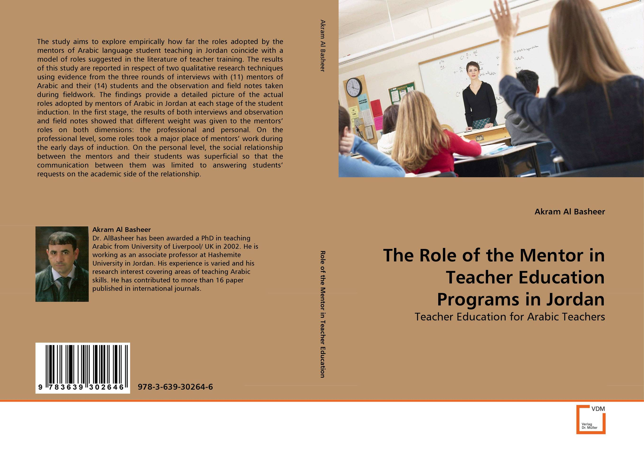 The Role of the Mentor in Teacher Education Programs in Jordan