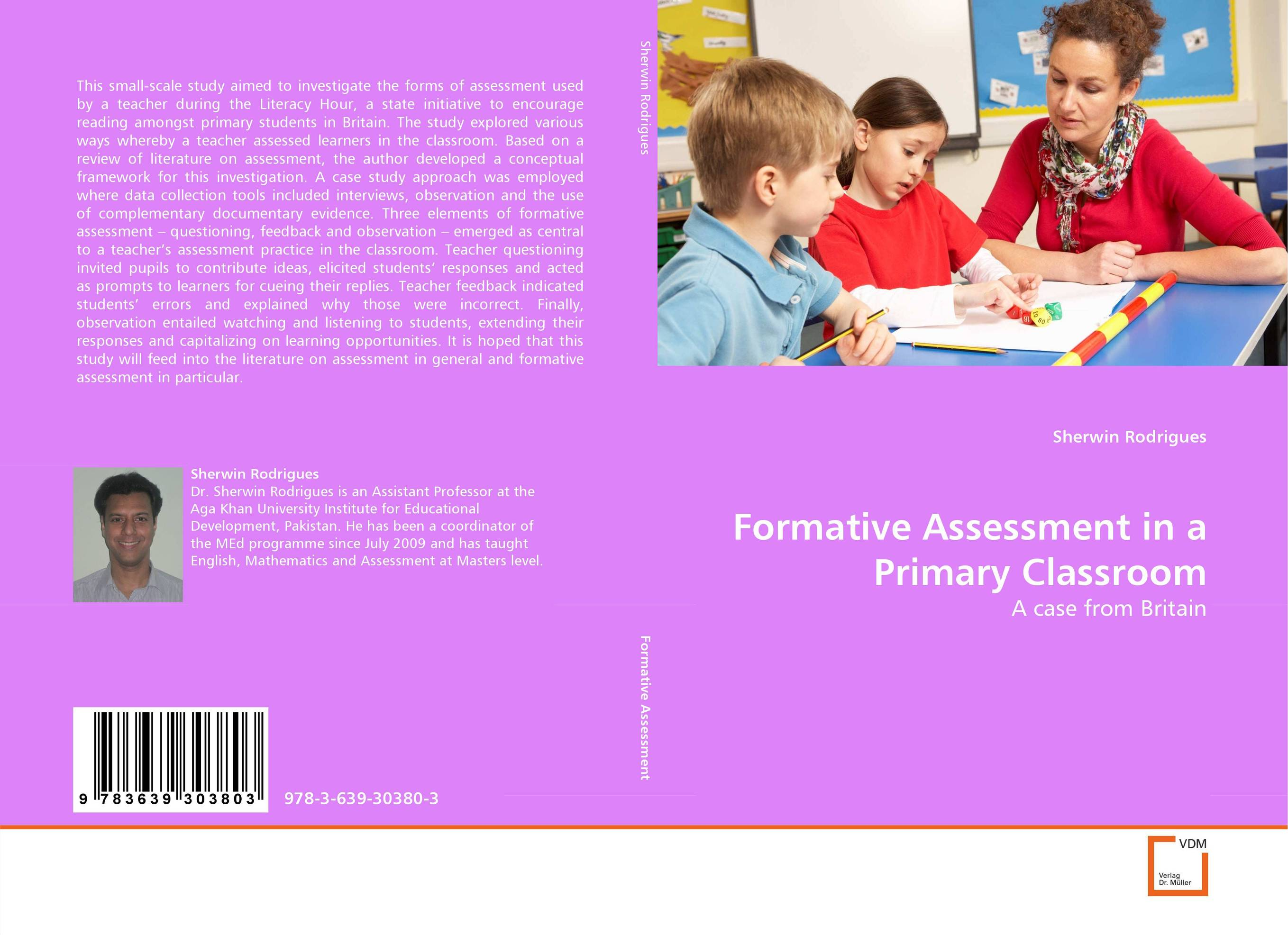 Formative Assessment in a Primary Classroom antonaros s the teacher s basic tools the teacher as manager