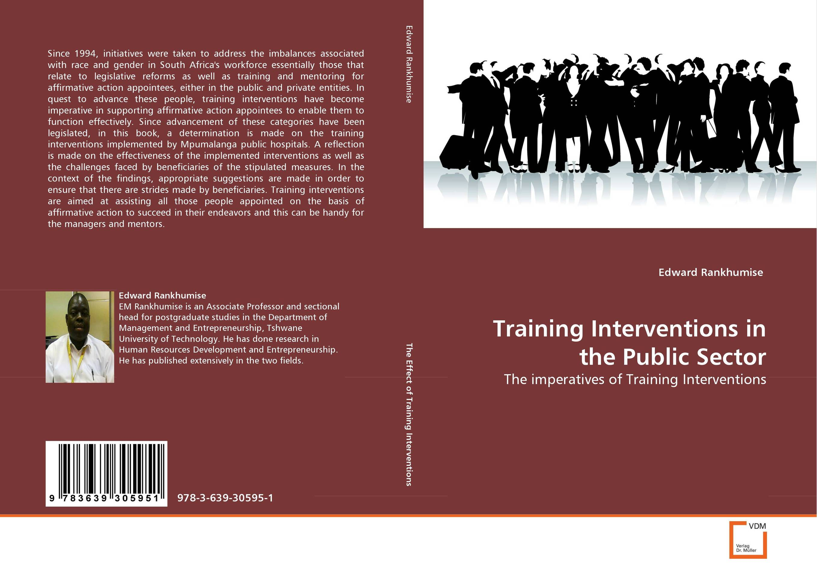 Training Interventions in the Public Sector