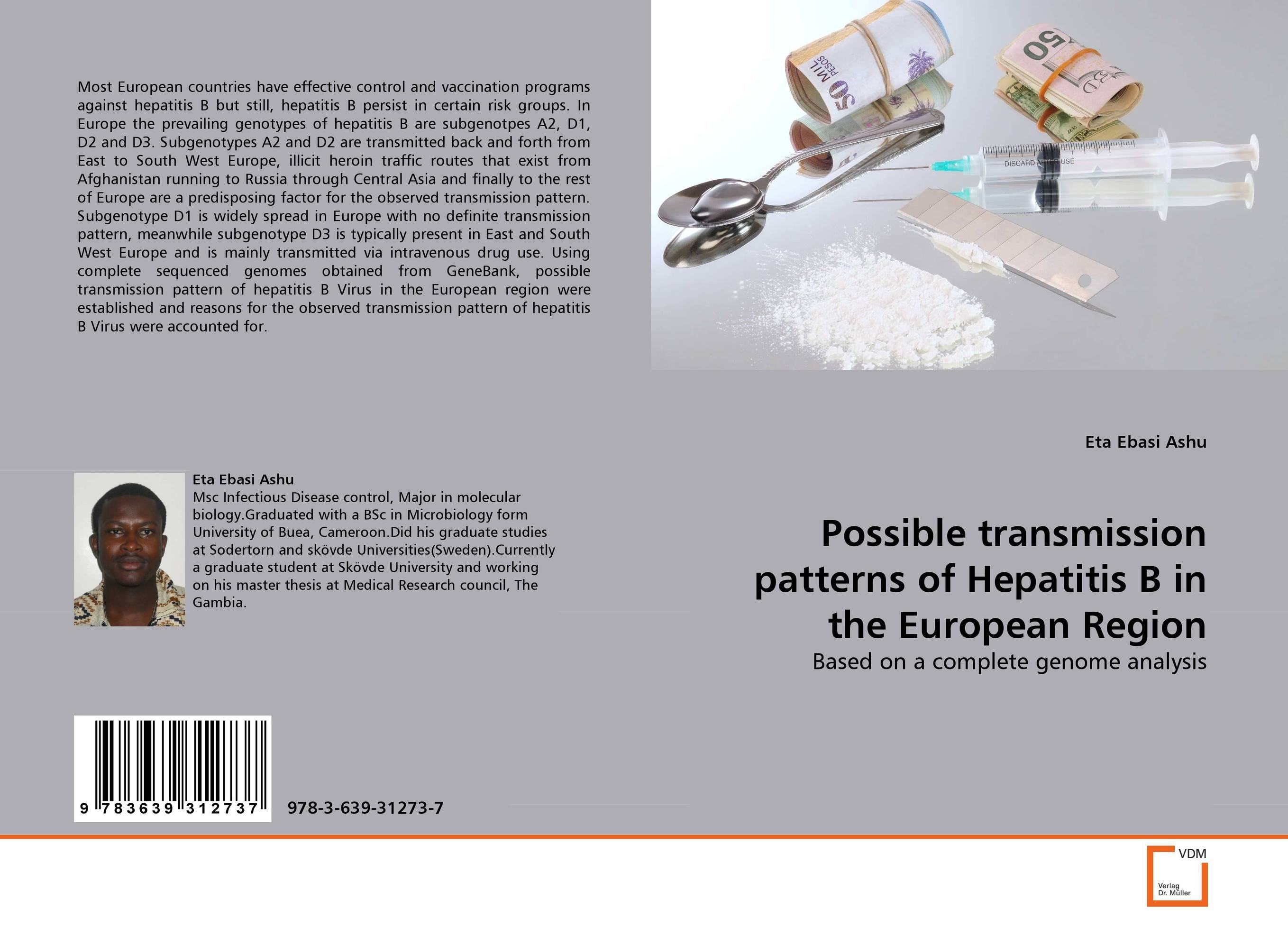 Possible transmission patterns of Hepatitis B in the European Region knowledge attitude and perception of hepatitis b