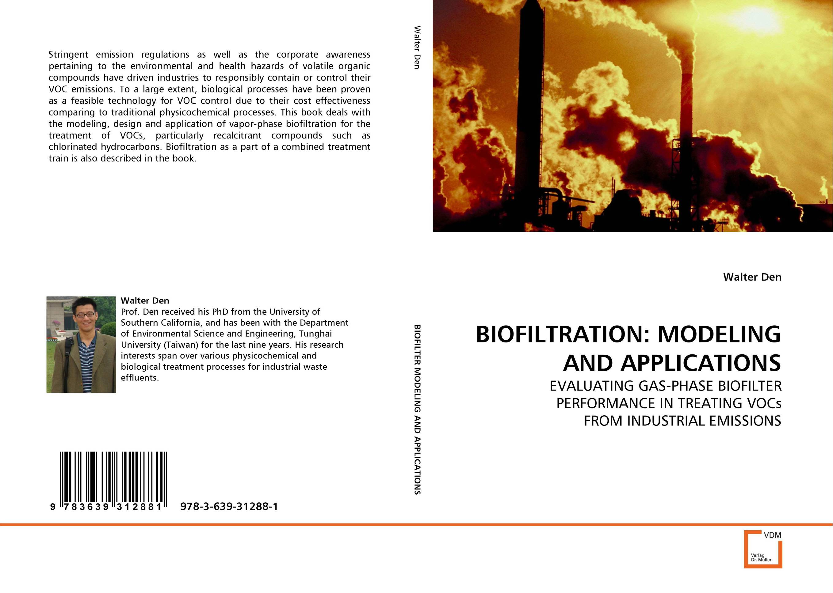 BIOFILTRATION: MODELING AND APPLICATIONS driven to distraction