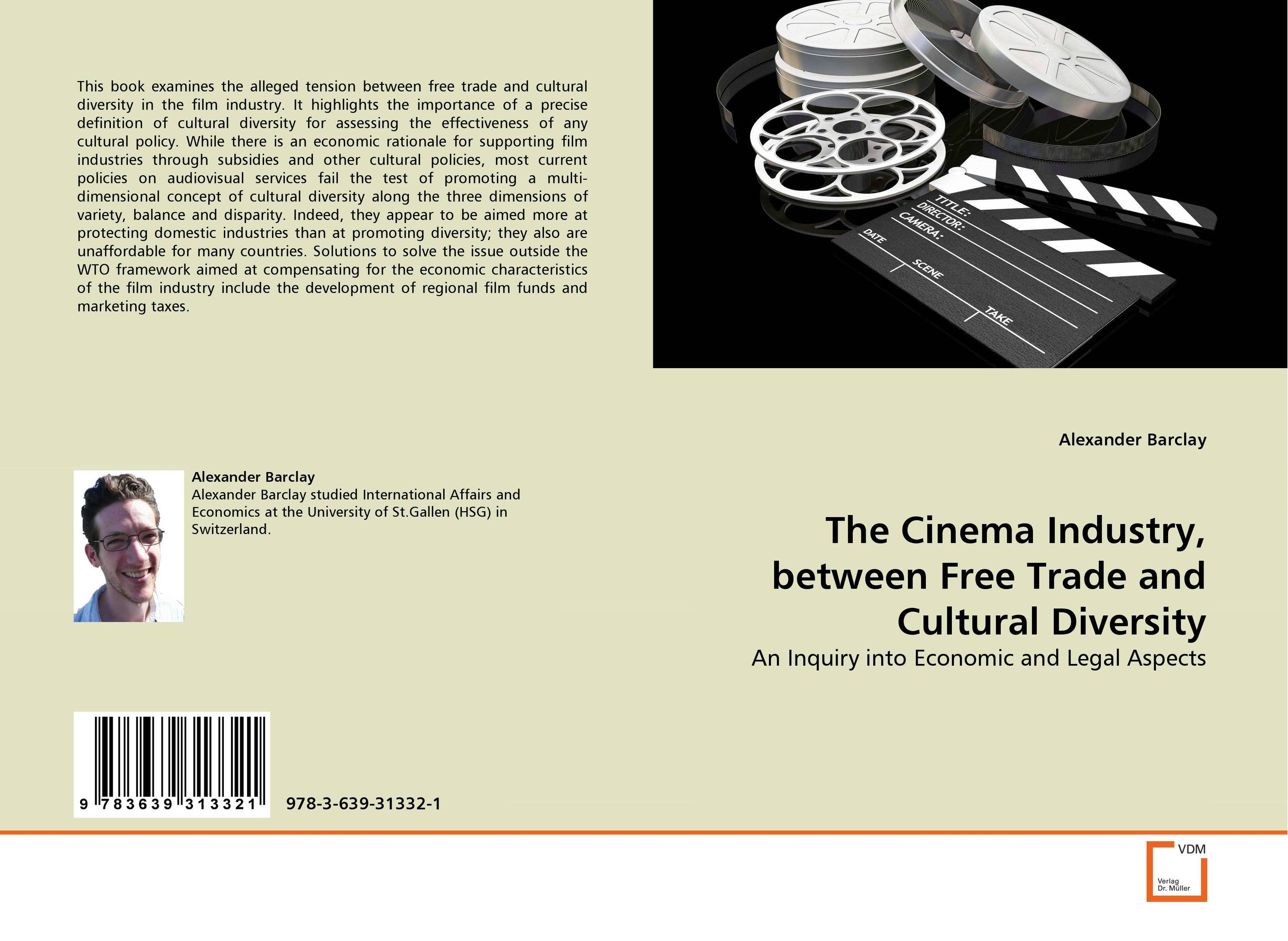 The Cinema Industry, between Free Trade and Cultural Diversity orality online and the promotion of cultural diversity