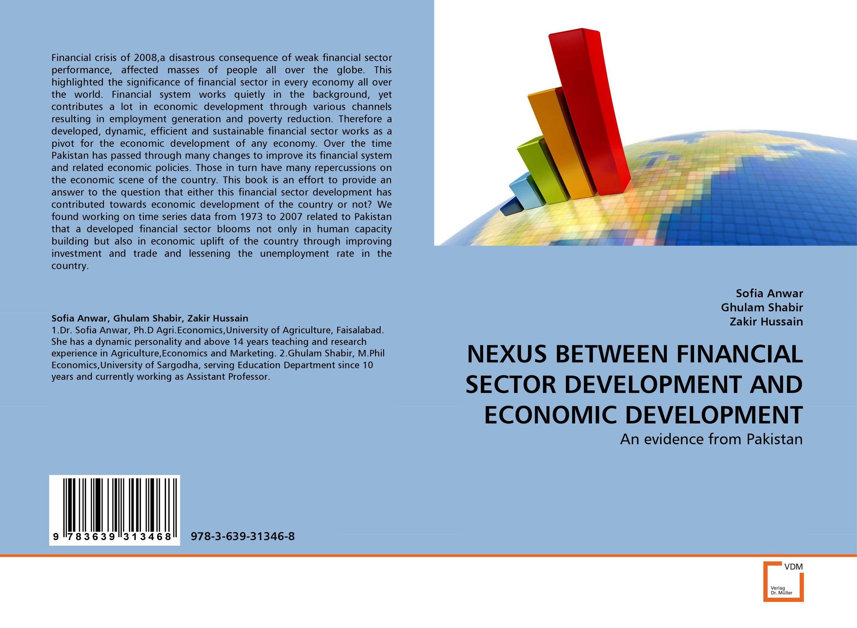 NEXUS BETWEEN FINANCIAL SECTOR DEVELOPMENT AND ECONOMIC DEVELOPMENT development of ghg mitigation options for alberta's energy sector