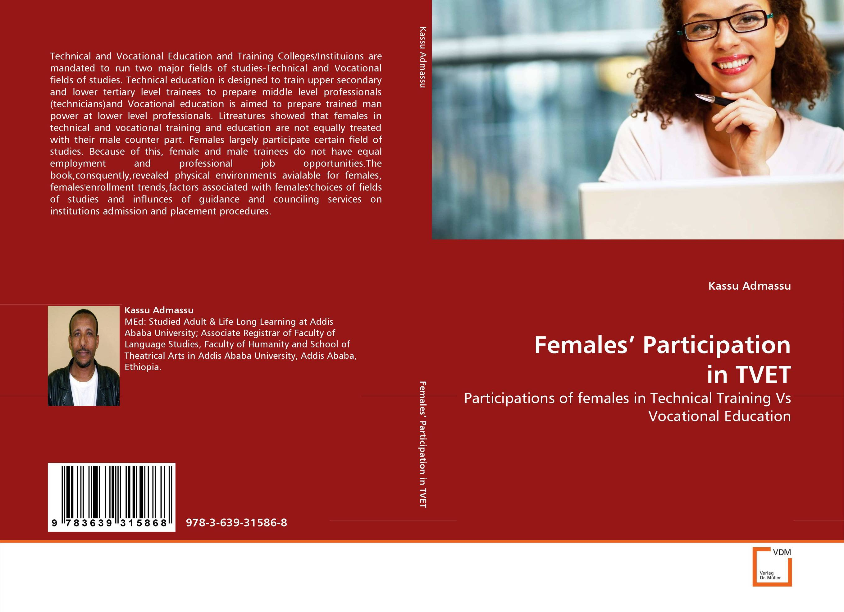 Females'' Participation in TVET formal vocational education and training