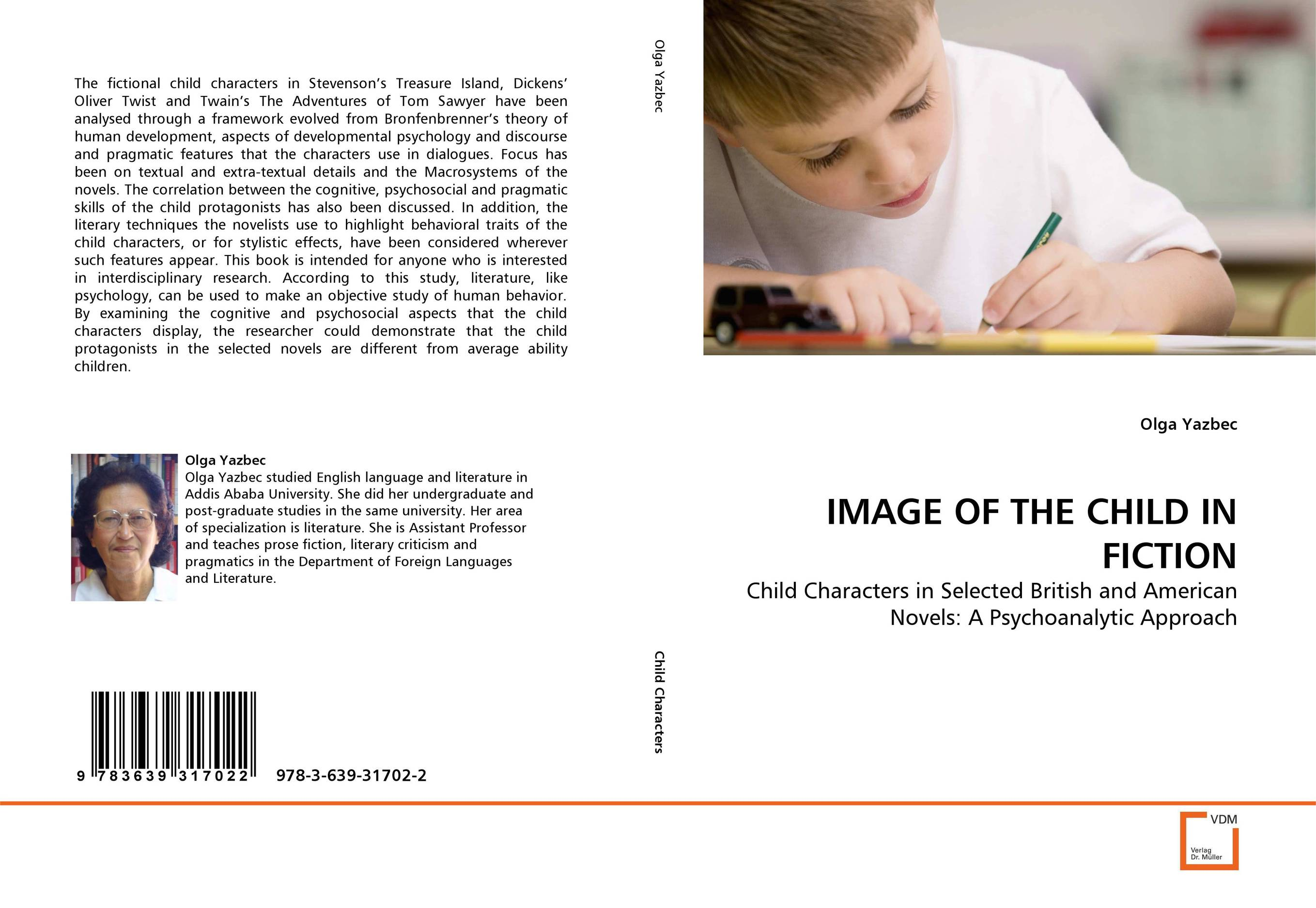 IMAGE OF THE CHILD IN FICTION a child s garden of verses