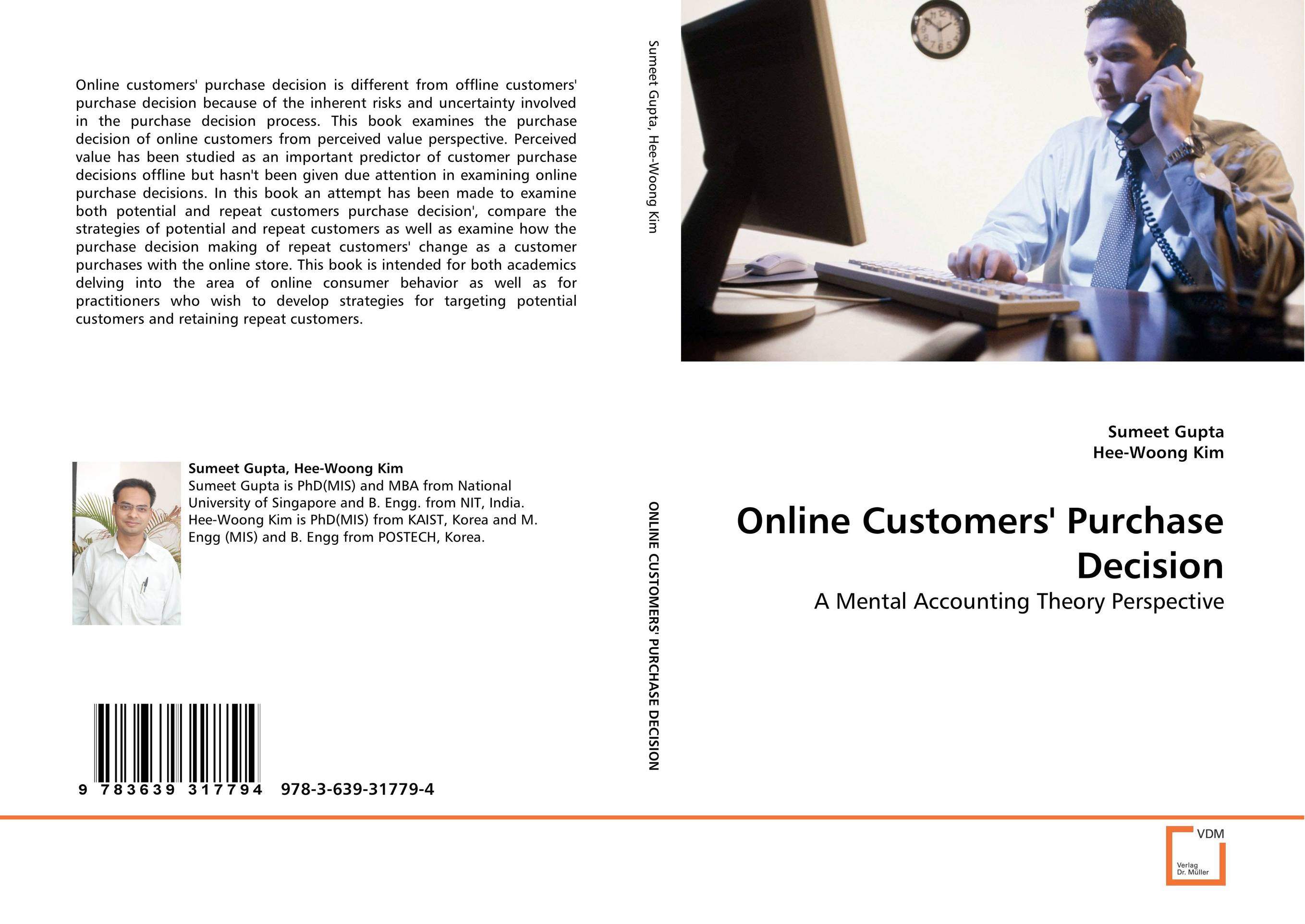 Online Customers' Purchase Decision