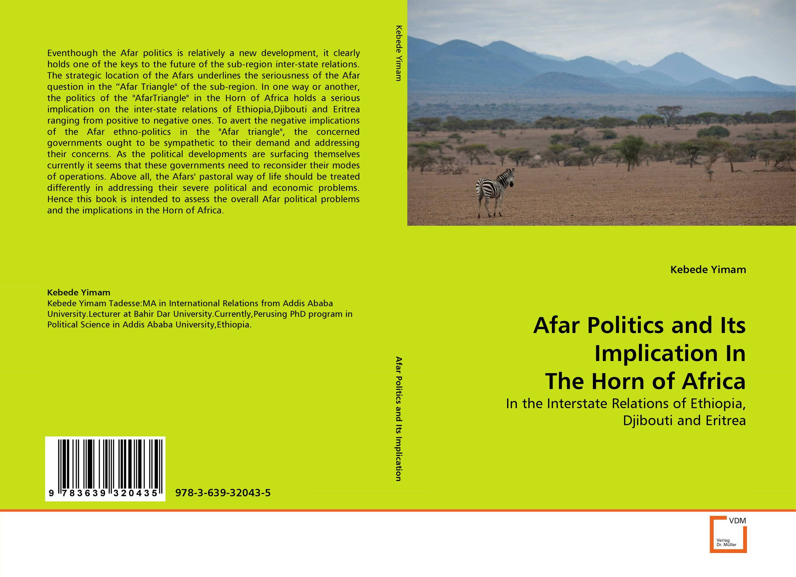 Afar Politics and Its Implication In The Horn of Africa the effect of prices and political unity on inter state gas bargaining