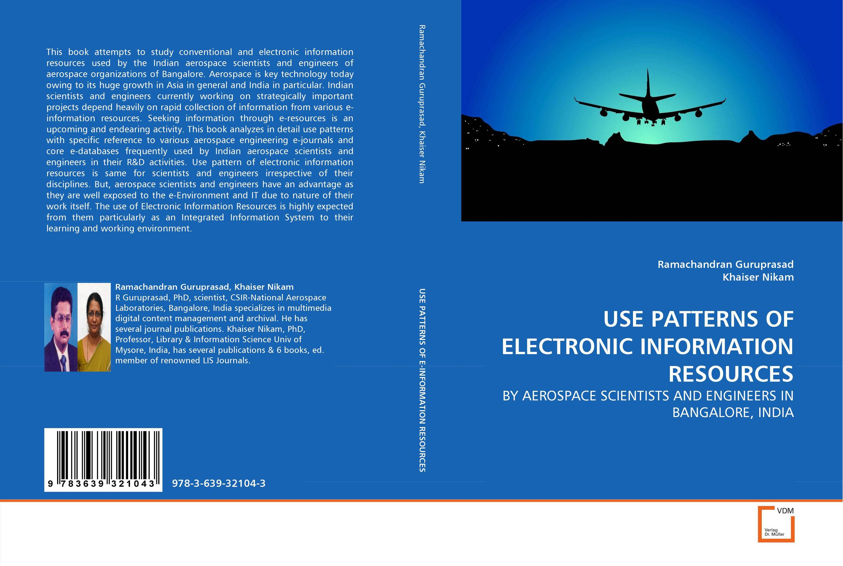 USE PATTERNS OF ELECTRONIC INFORMATION RESOURCES use of e journals