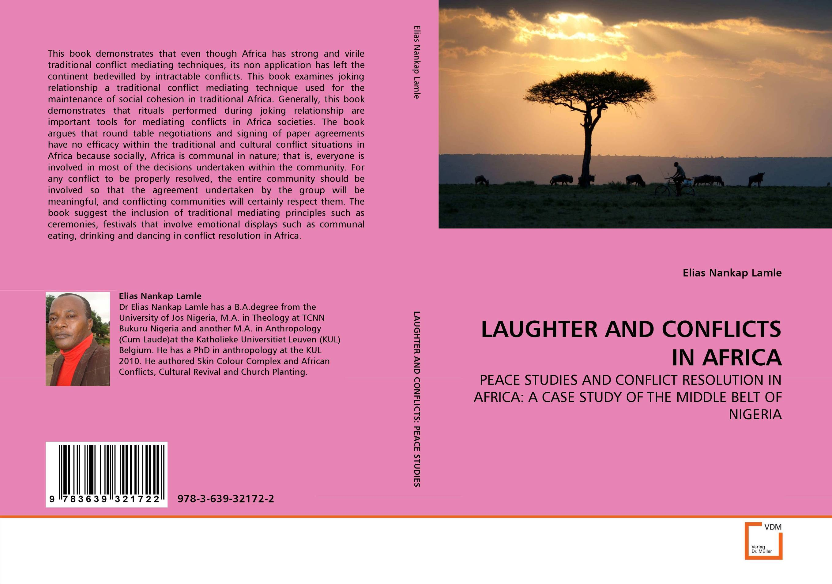 LAUGHTER AND CONFLICTS IN AFRICA trans border ethnic hegemony and political conflict in africa