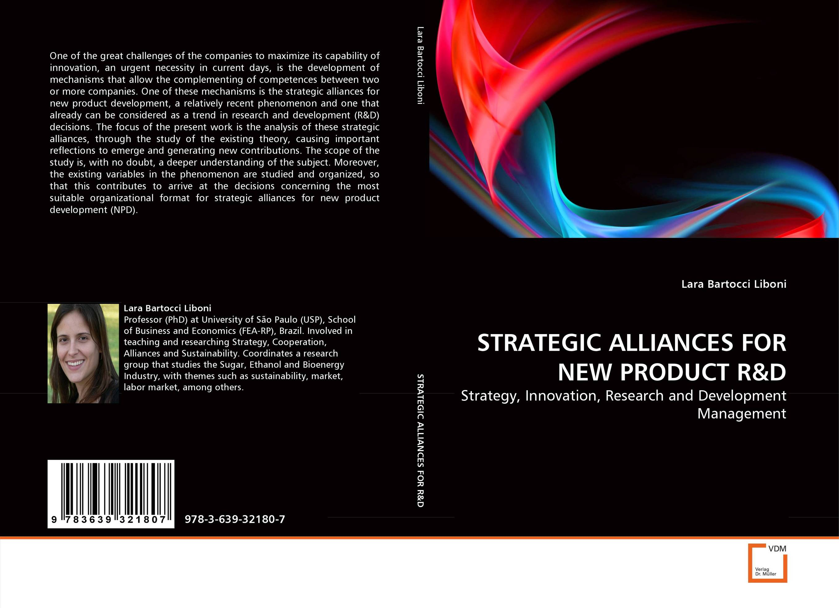 STRATEGIC ALLIANCES FOR NEW PRODUCT R&D ard pieter man de alliances an executive guide to designing successful strategic partnerships