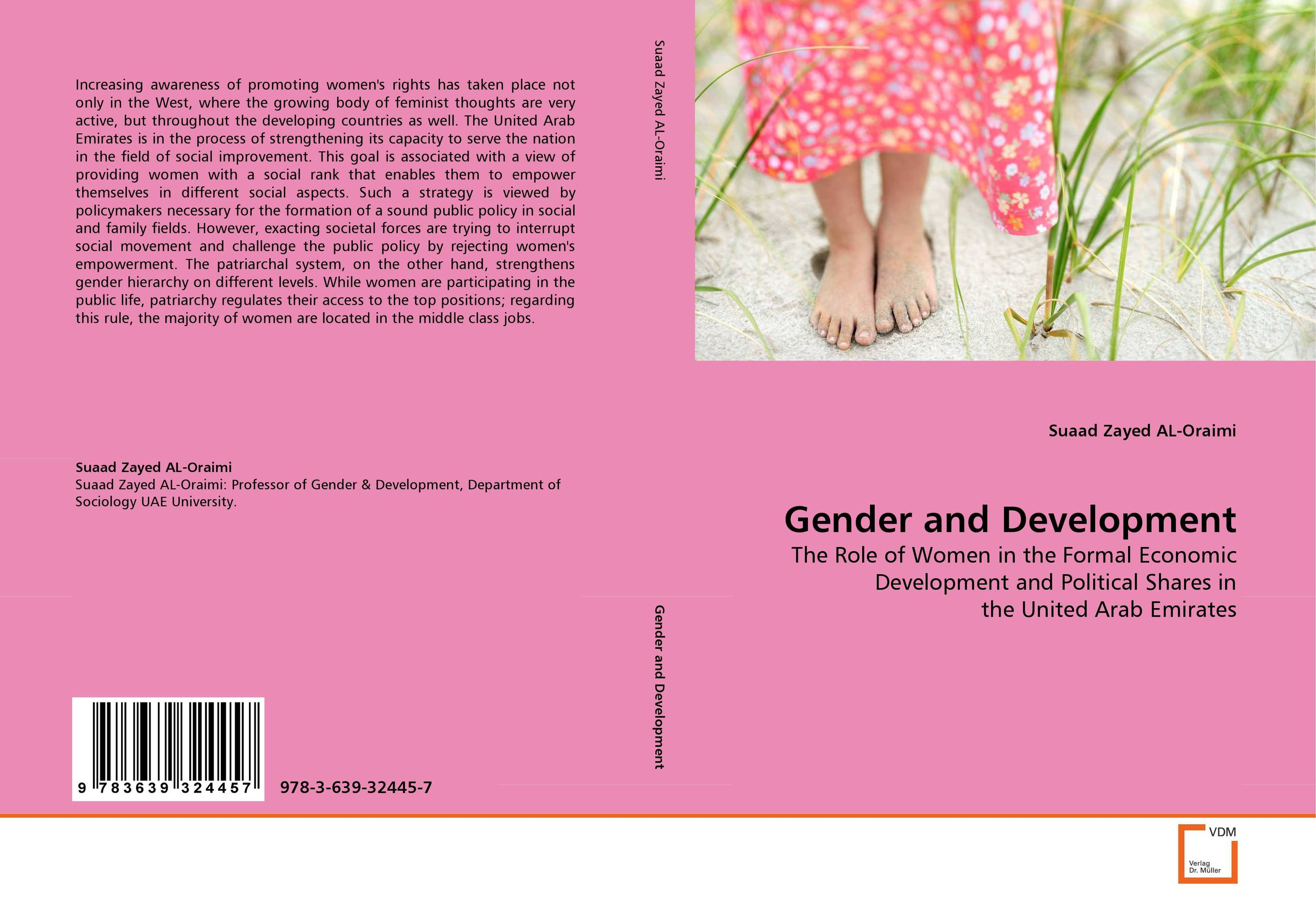 Gender and Development promoting social change in the arab gulf