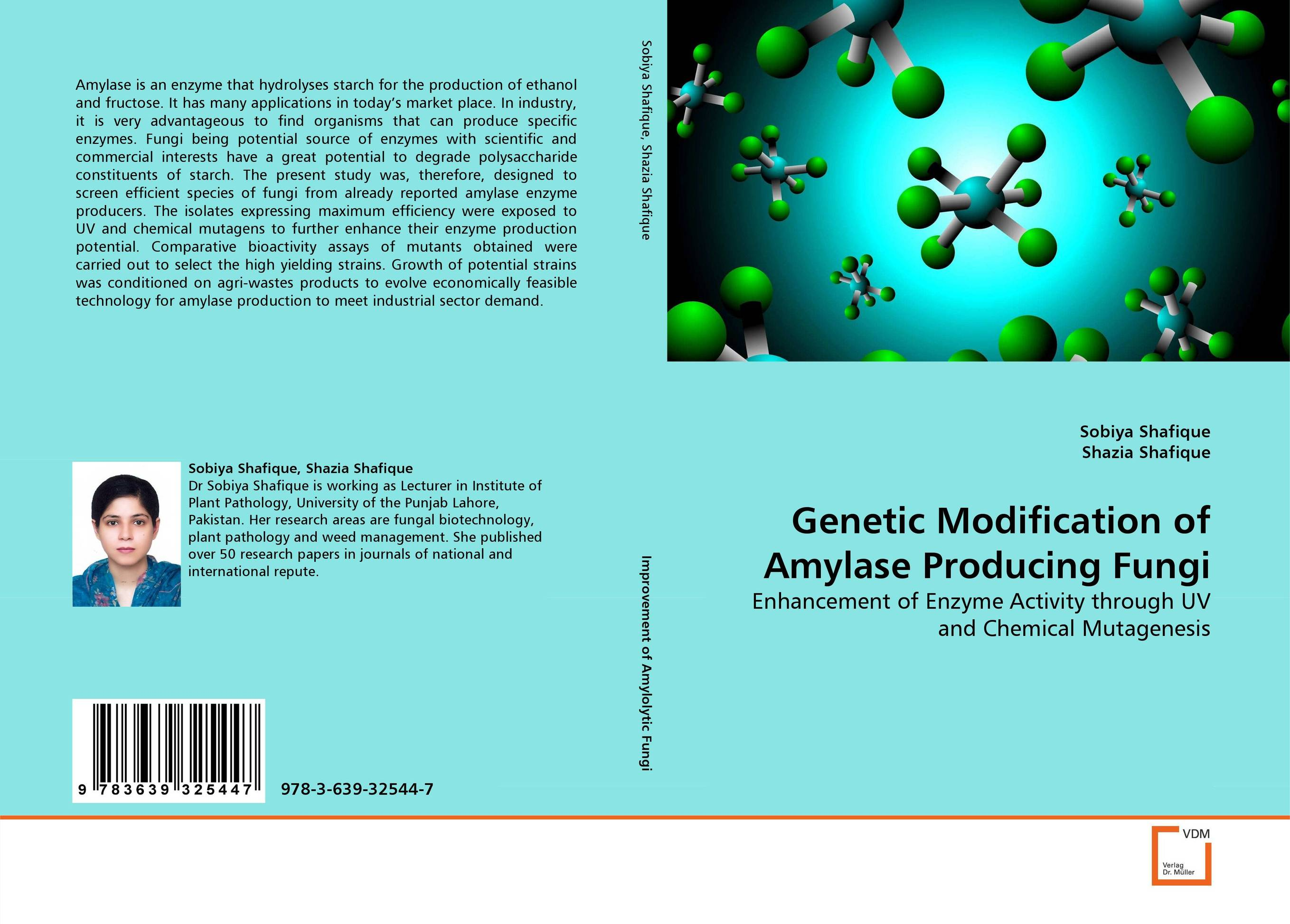 Genetic Modification of Amylase Producing Fungi tannase producing fungi