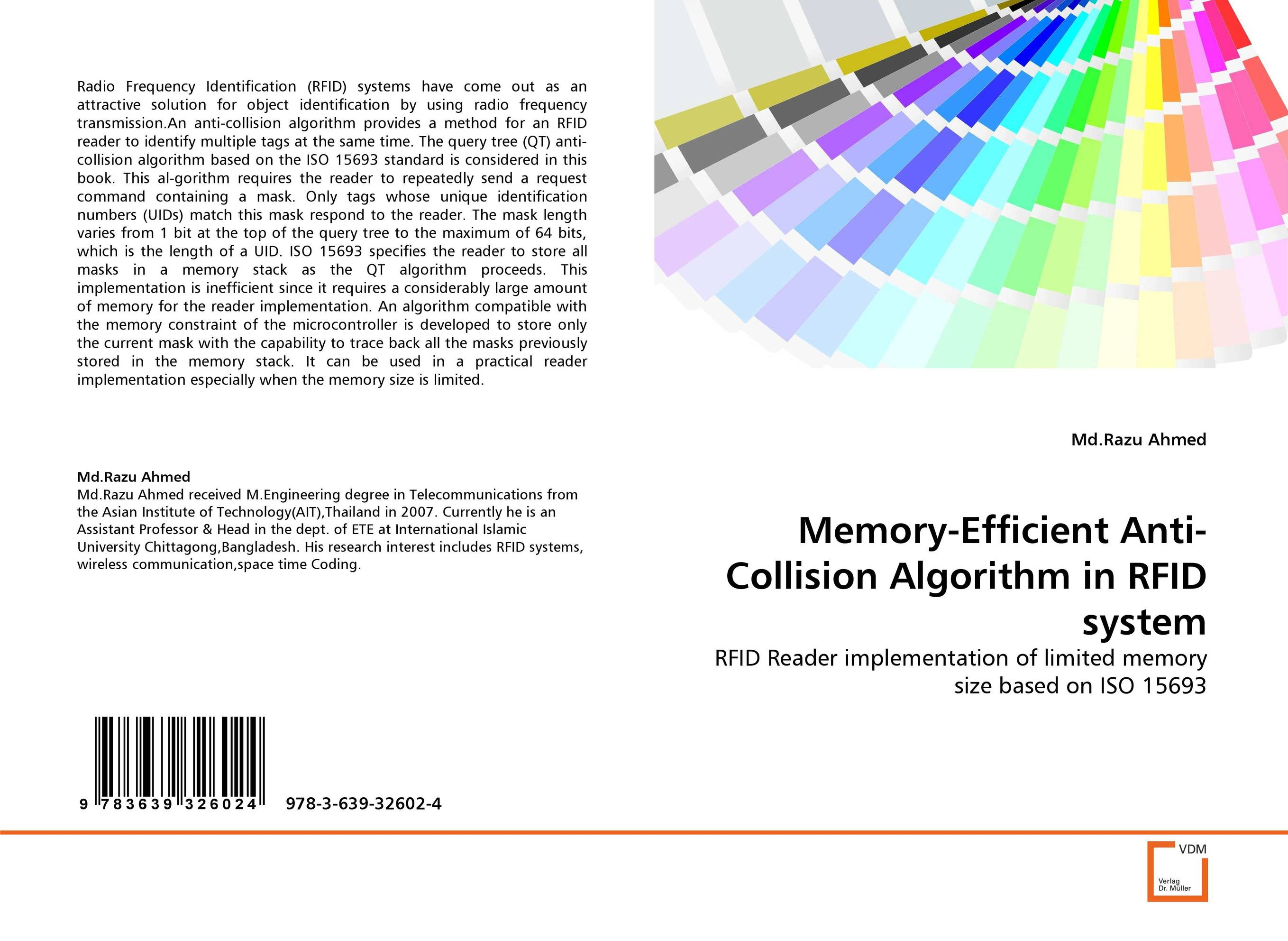 Memory-Efficient Anti-Collision Algorithm in RFID system the reader