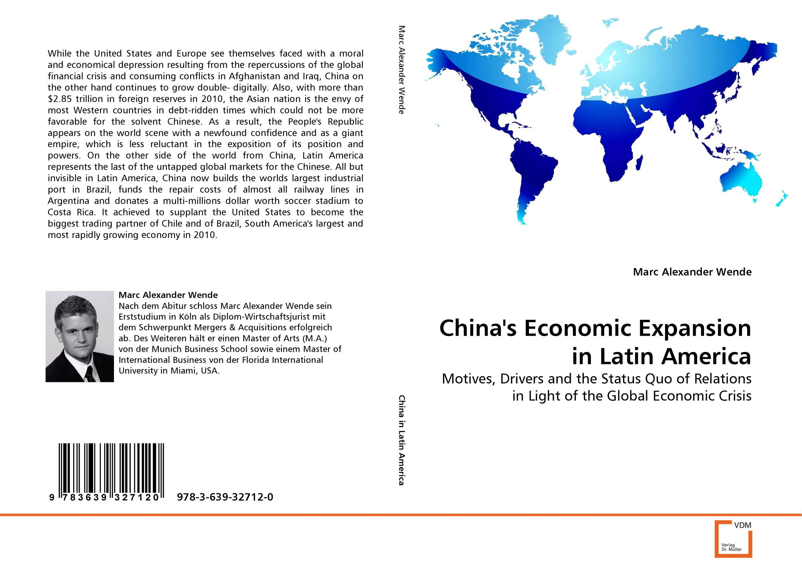 "China''s Economic Expansion in Latin America notes on the united states of north america during a phrenological visit in 1838a€""39a€""40"