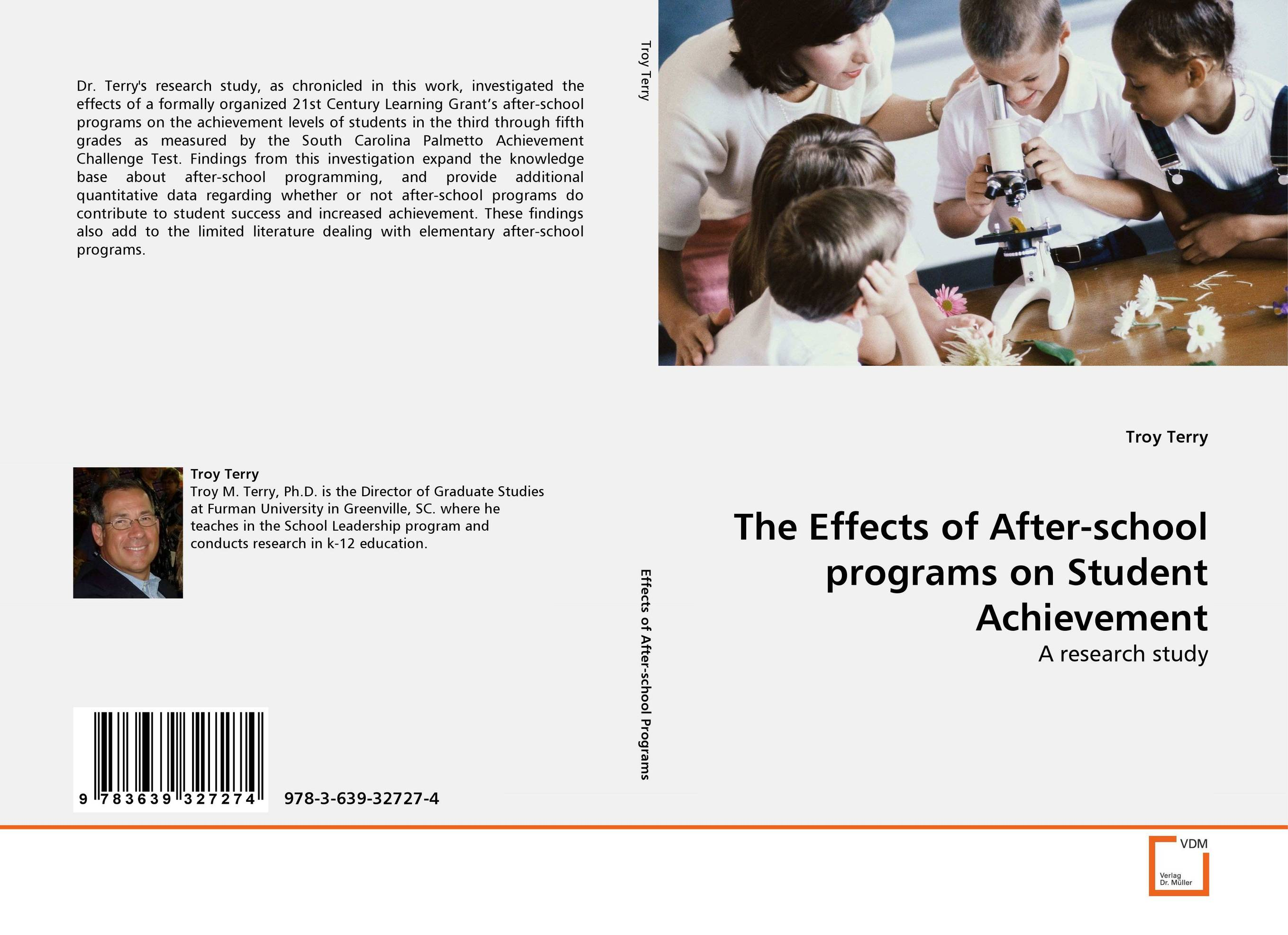 The Effects of After-school programs on Student Achievement