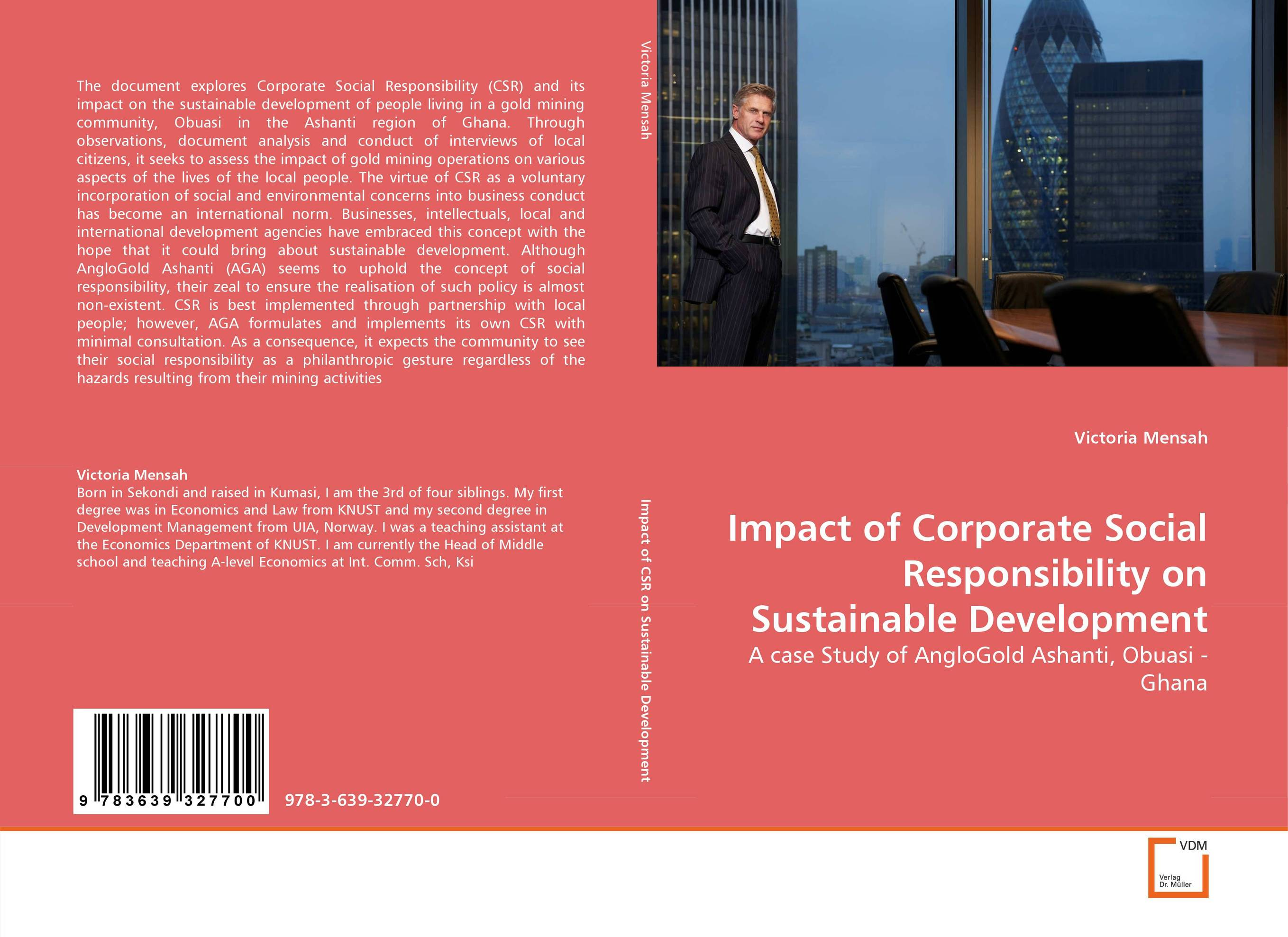 Impact of Corporate Social Responsibility on Sustainable Development social media impact on state and partnership governance