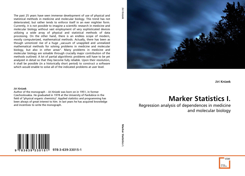 Marker Statistics I. molecular methods in diagnostic pathology