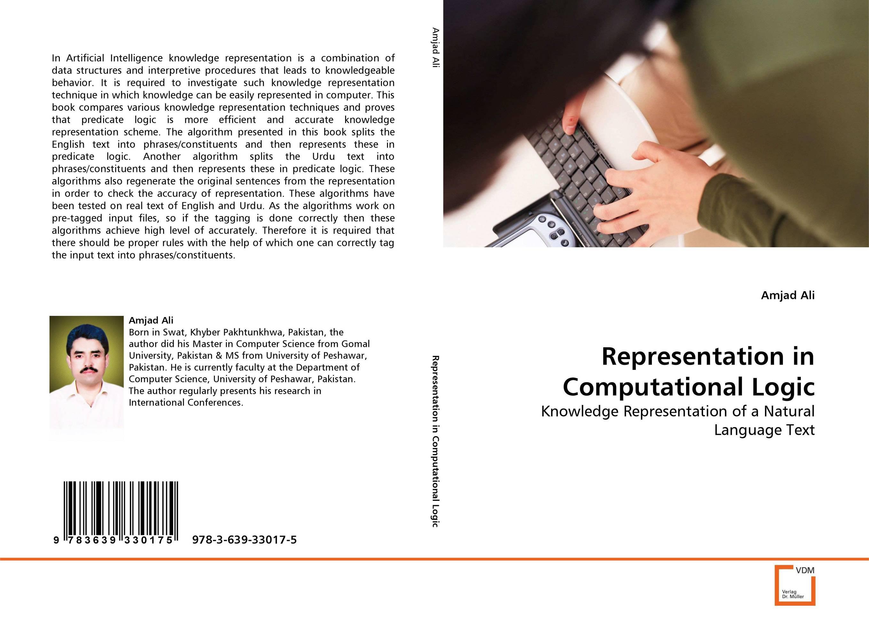 Representation in Computational Logic