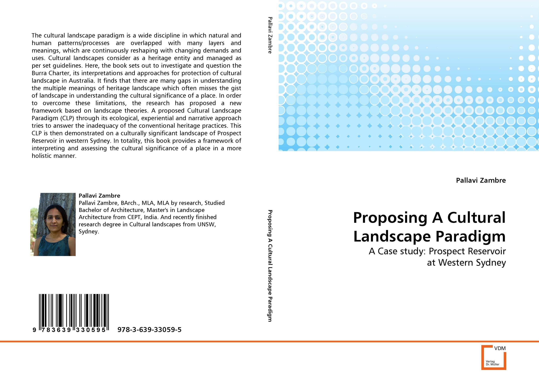 Proposing A Cultural Landscape Paradigm cultural heritage landscapes in the srinagar district of j
