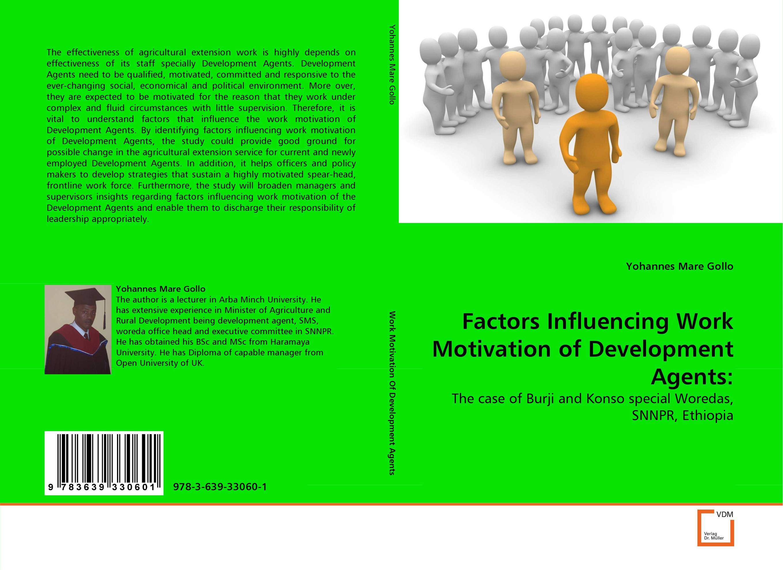 Factors Influencing Work Motivation of Development Agents: agents of mayhem steelbook edition [ps4]
