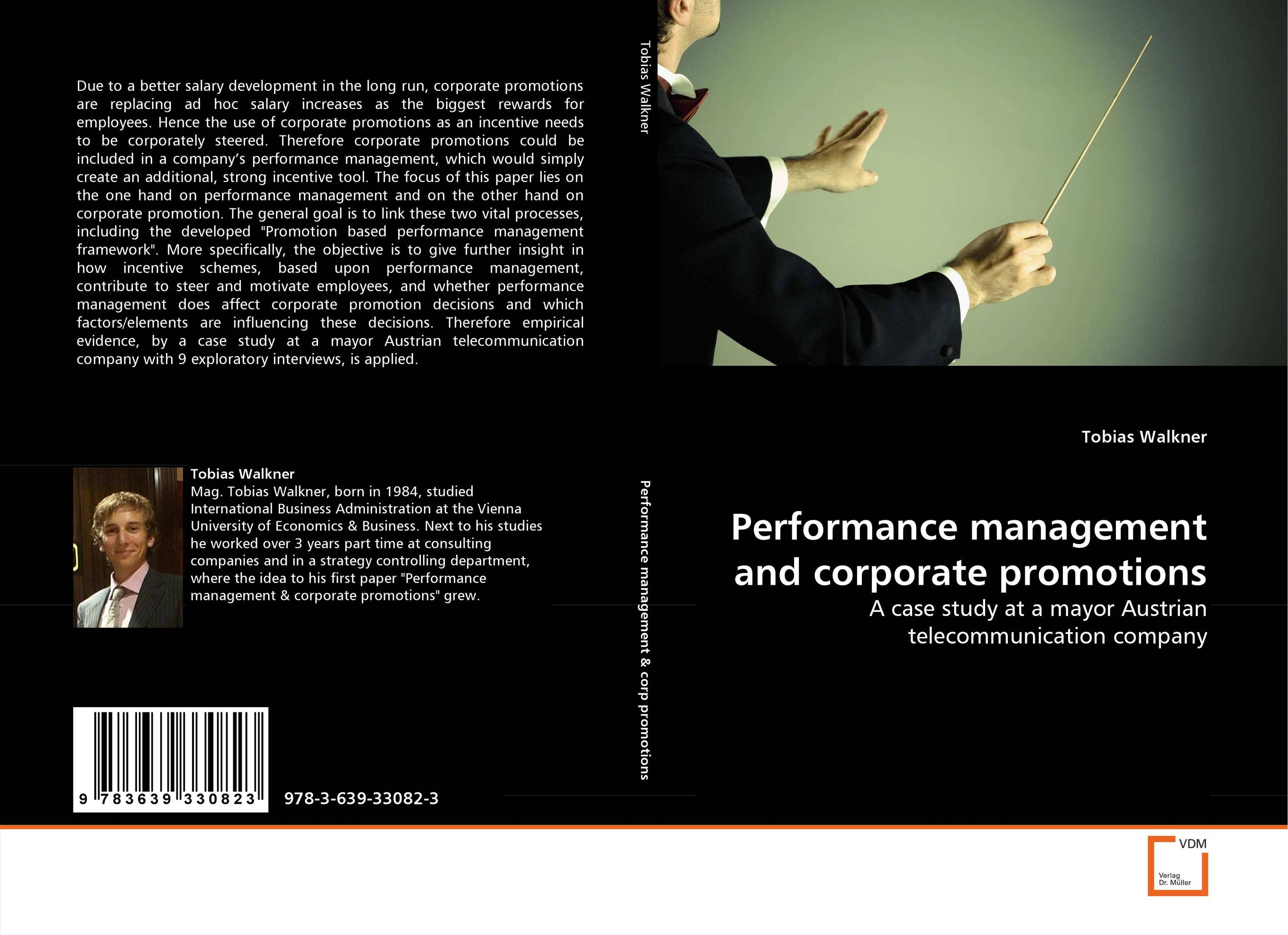 Performance management and corporate promotions corporate governance and firm value