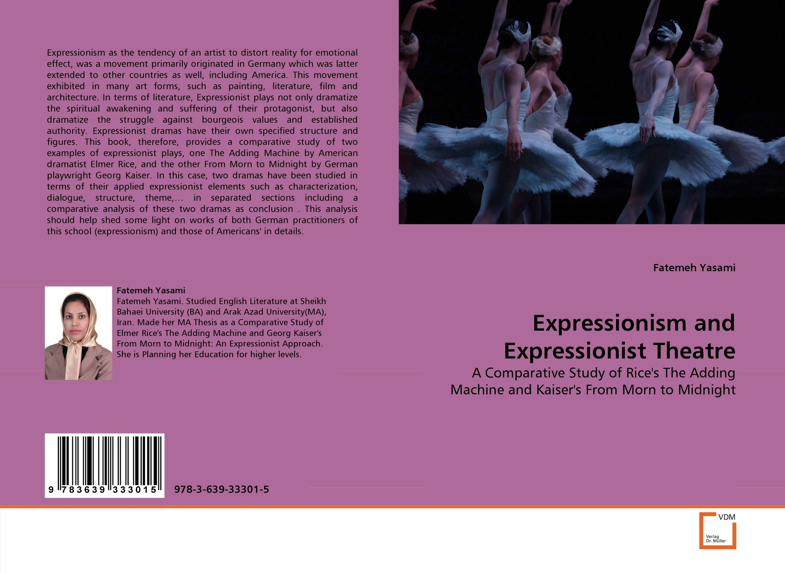 Expressionism and Expressionist Theatre expressionism in the plays of eugene o neil