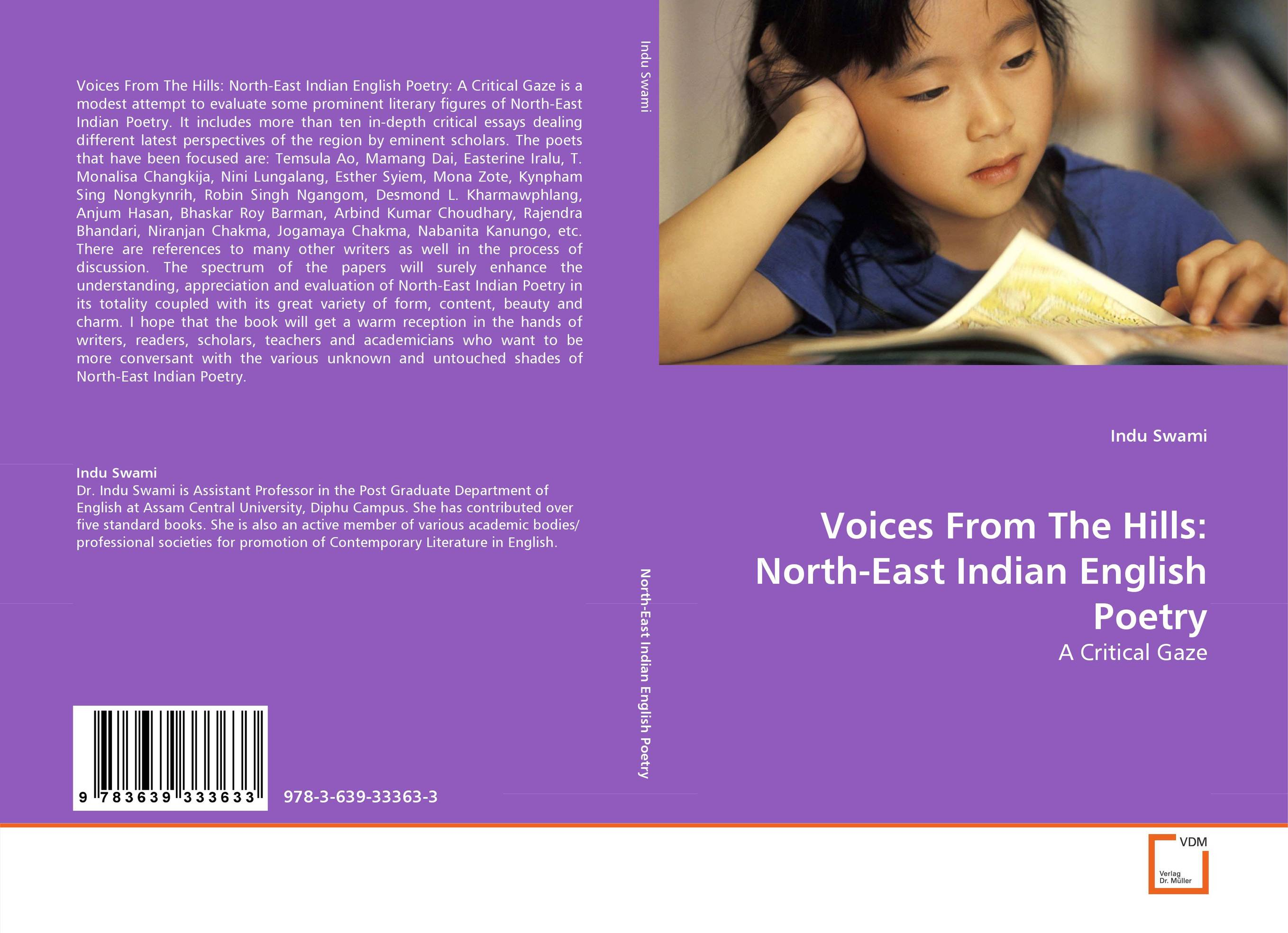 Voices From The Hills: North-East Indian English Poetry аксессуары in akustik cd great voices 0167501 1