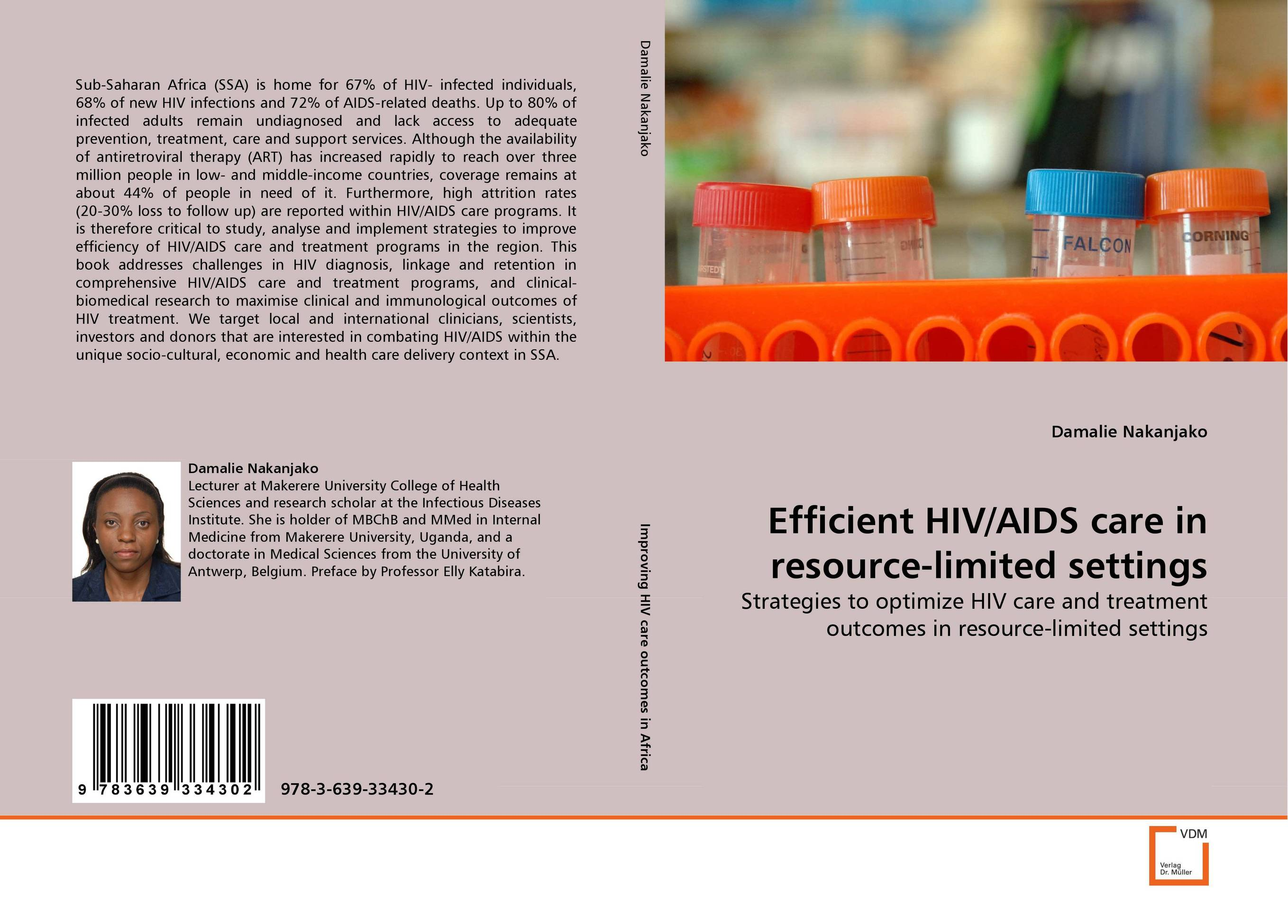 Efficient HIV/AIDS care in resource-limited settings hiv and aids
