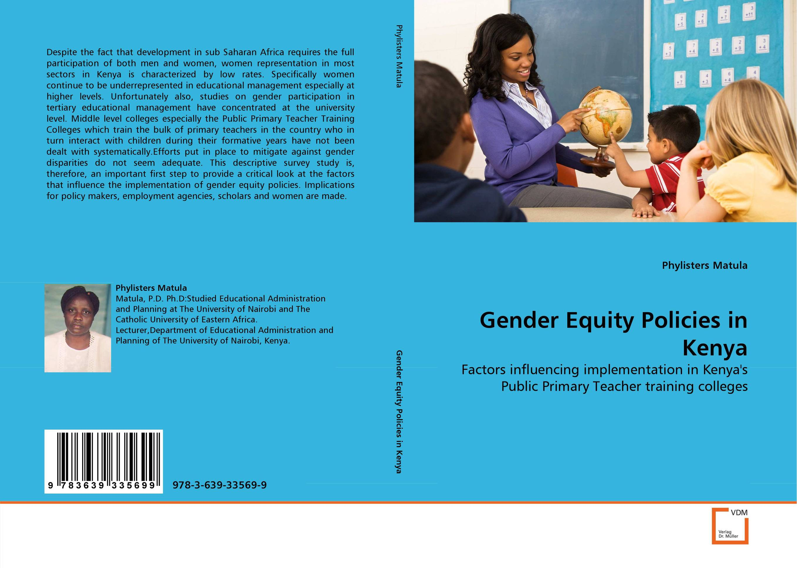 Gender Equity Policies in Kenya microsimulation modeling of ict policies at firm level