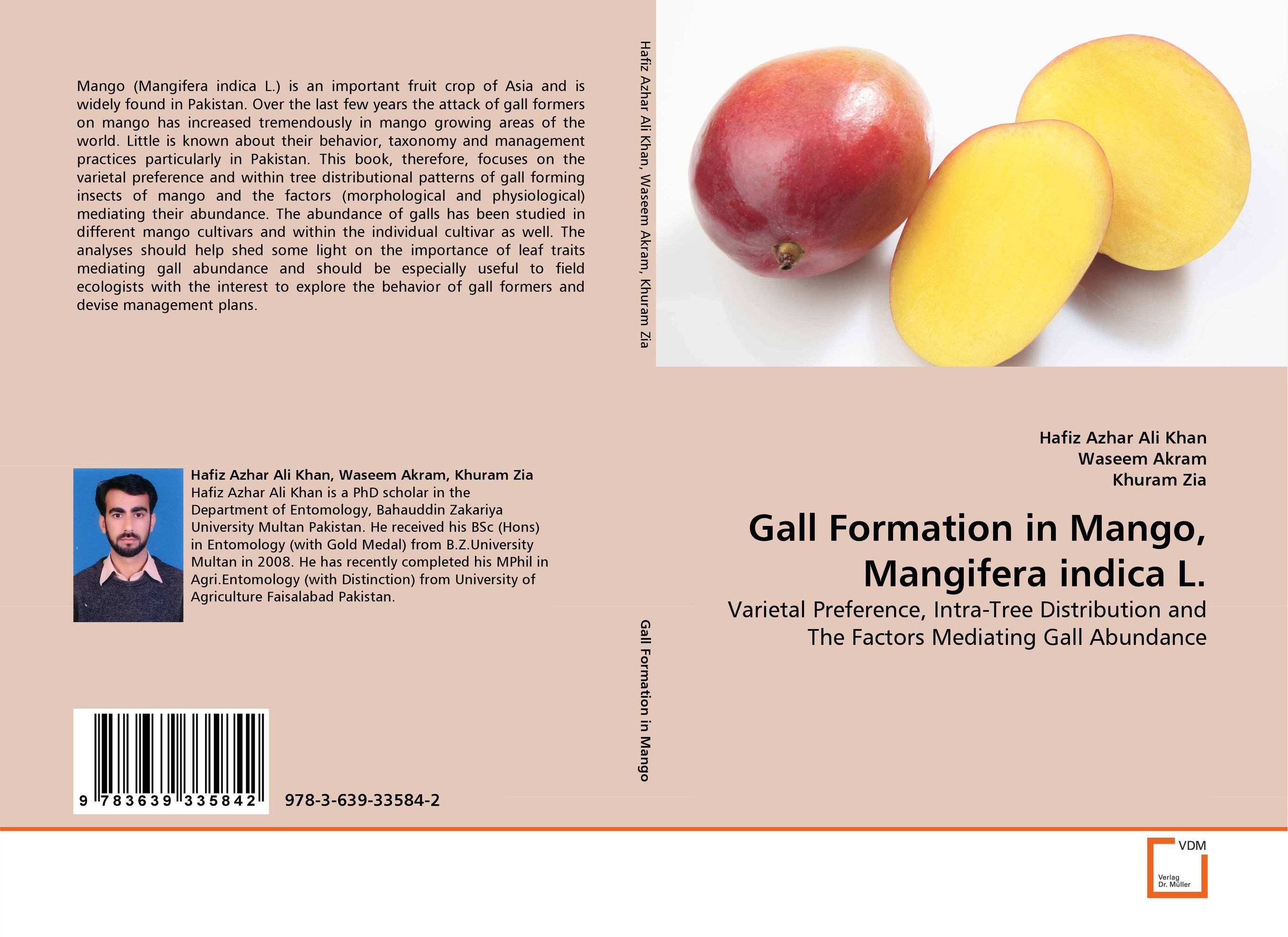 Gall Formation in Mango, Mangifera indica L. effect of fruits of opuntia ficus indica on hemolytic anemia