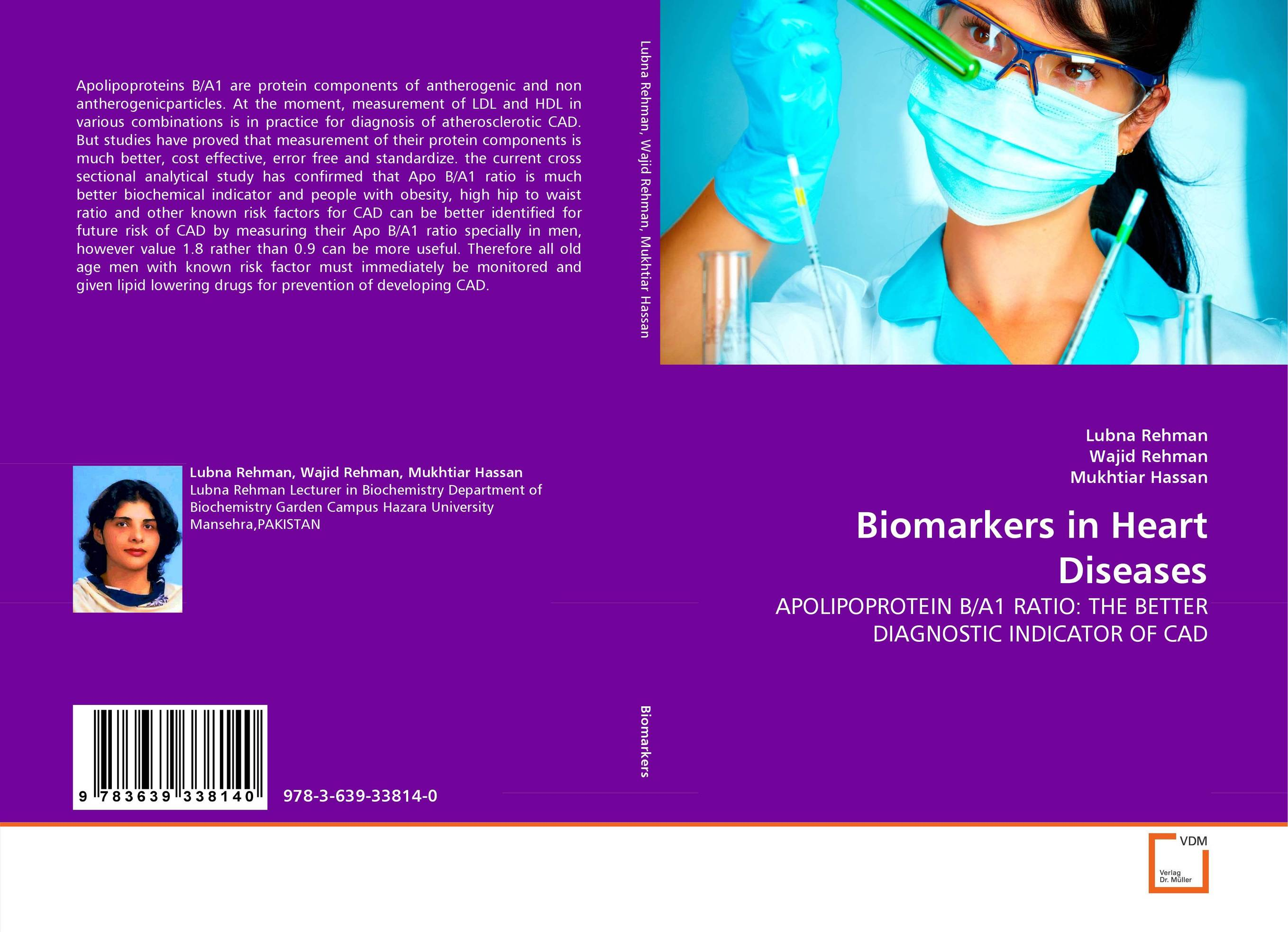 Biomarkers in Heart Diseases anthony saunders credit risk measurement new approaches to value at risk and other paradigms