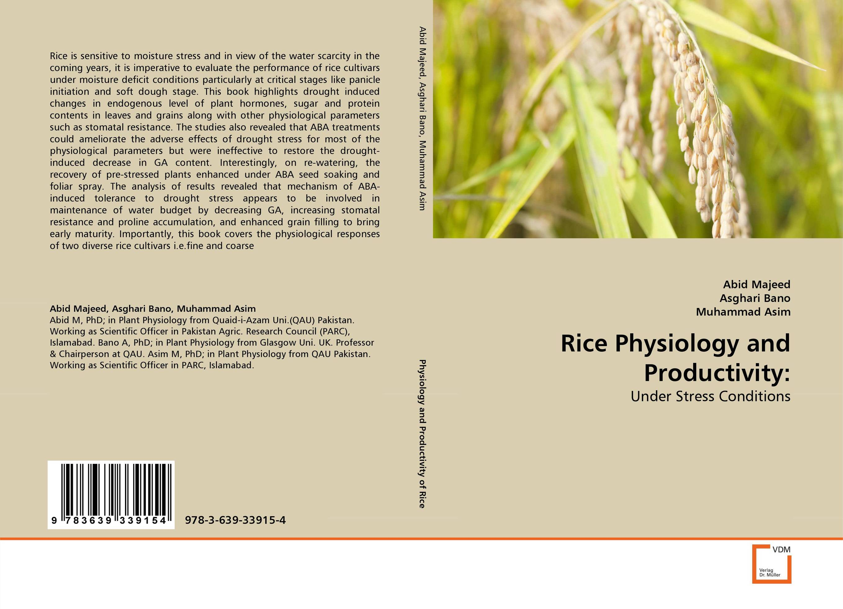 Rice Physiology and Productivity: cold tolerance in rice cultivars and their heterosis studies