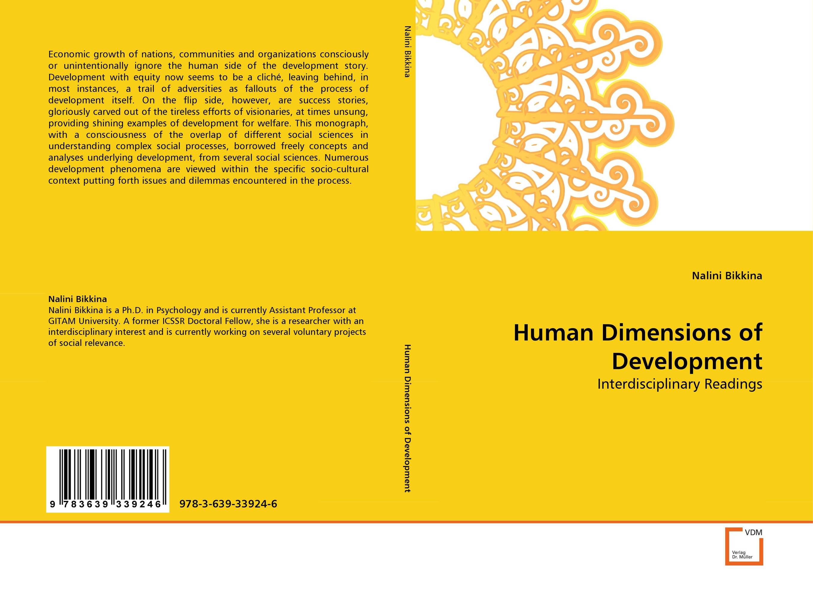 Human Dimensions of Development human growth and development a complex process