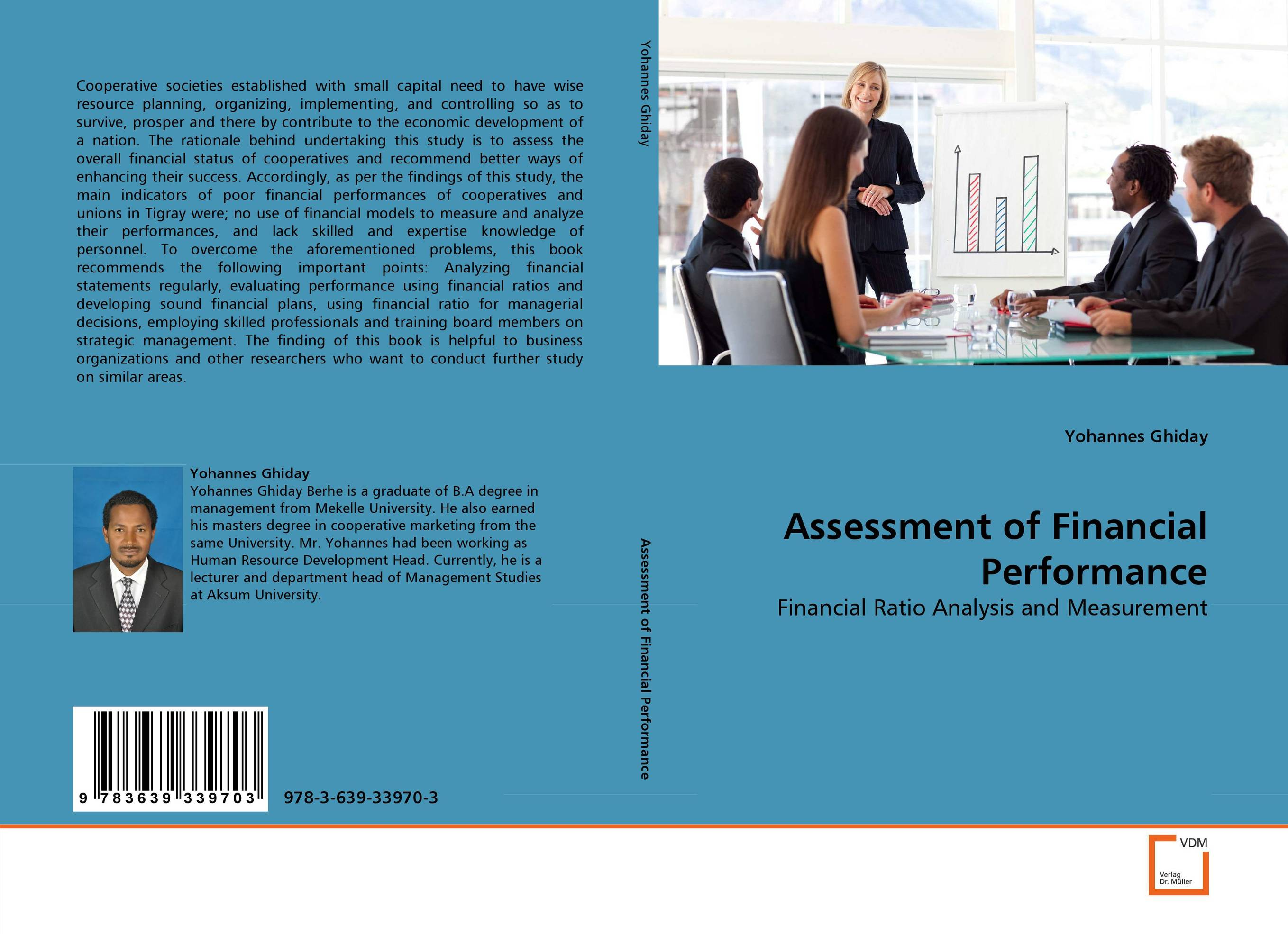 Assessment of Financial Performance ittelson thomas financial statements