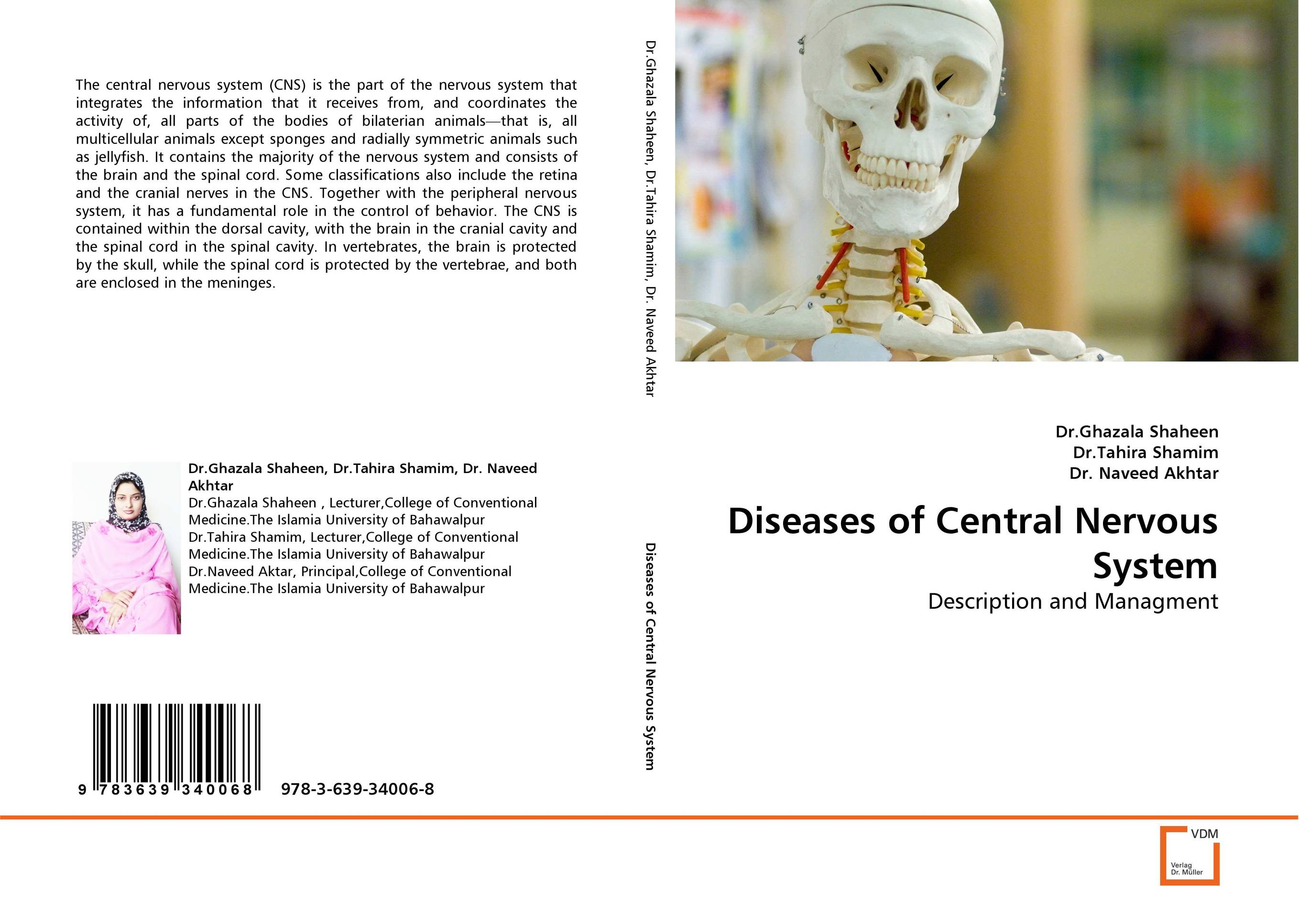 Diseases of Central Nervous System the rithmatist