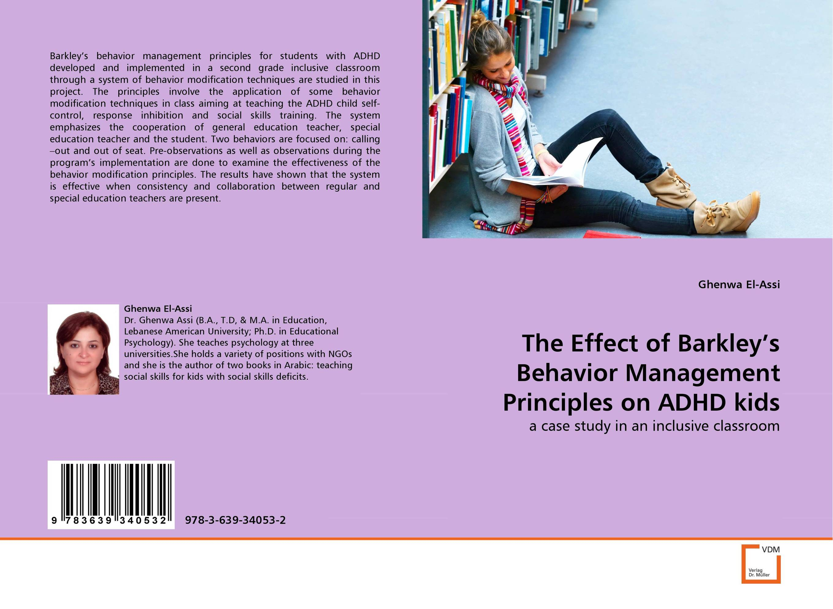 The Effect of Barkley''s Behavior Management Principles on ADHD kids
