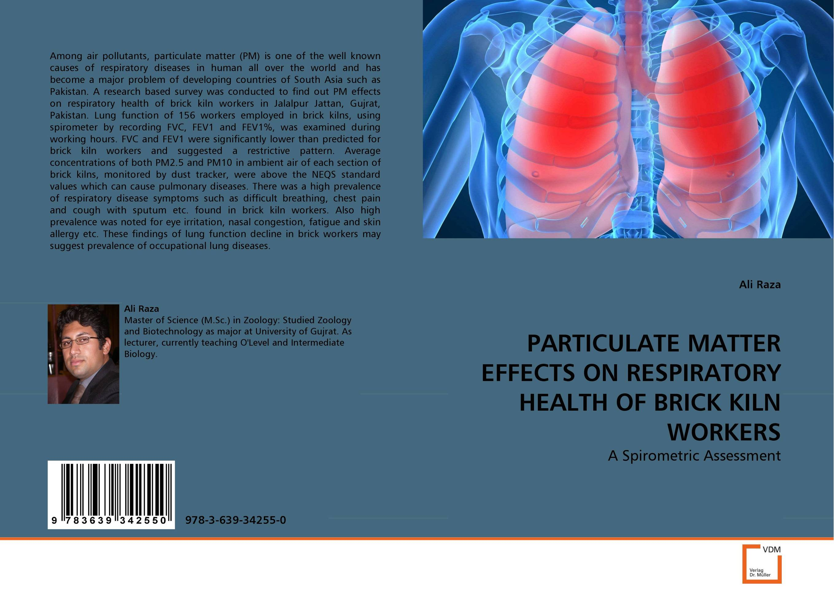the effects of air pollution to our respiratory health