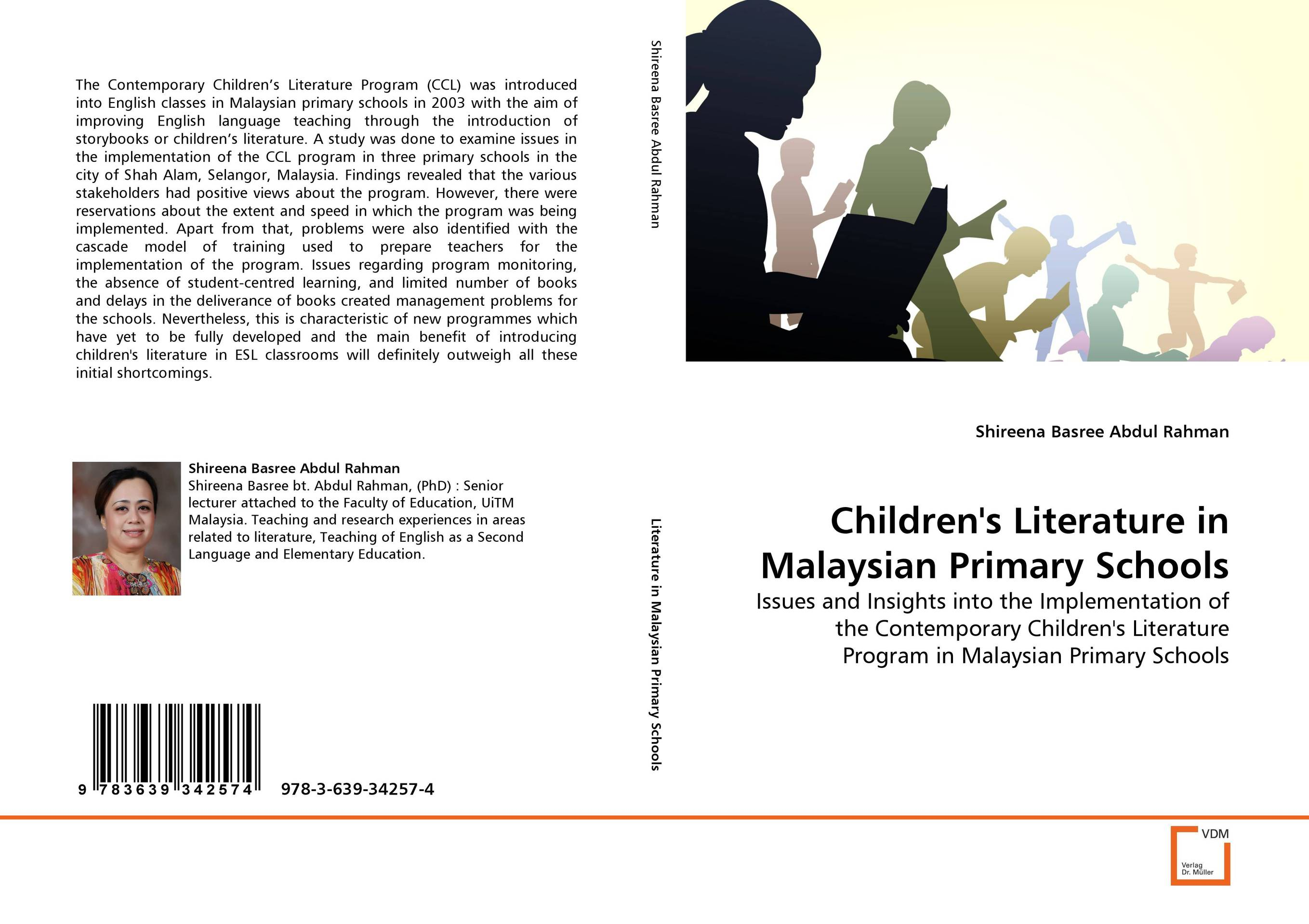 Children''s Literature in Malaysian Primary Schools the teaching of english pronunciation in indian higher primary schools