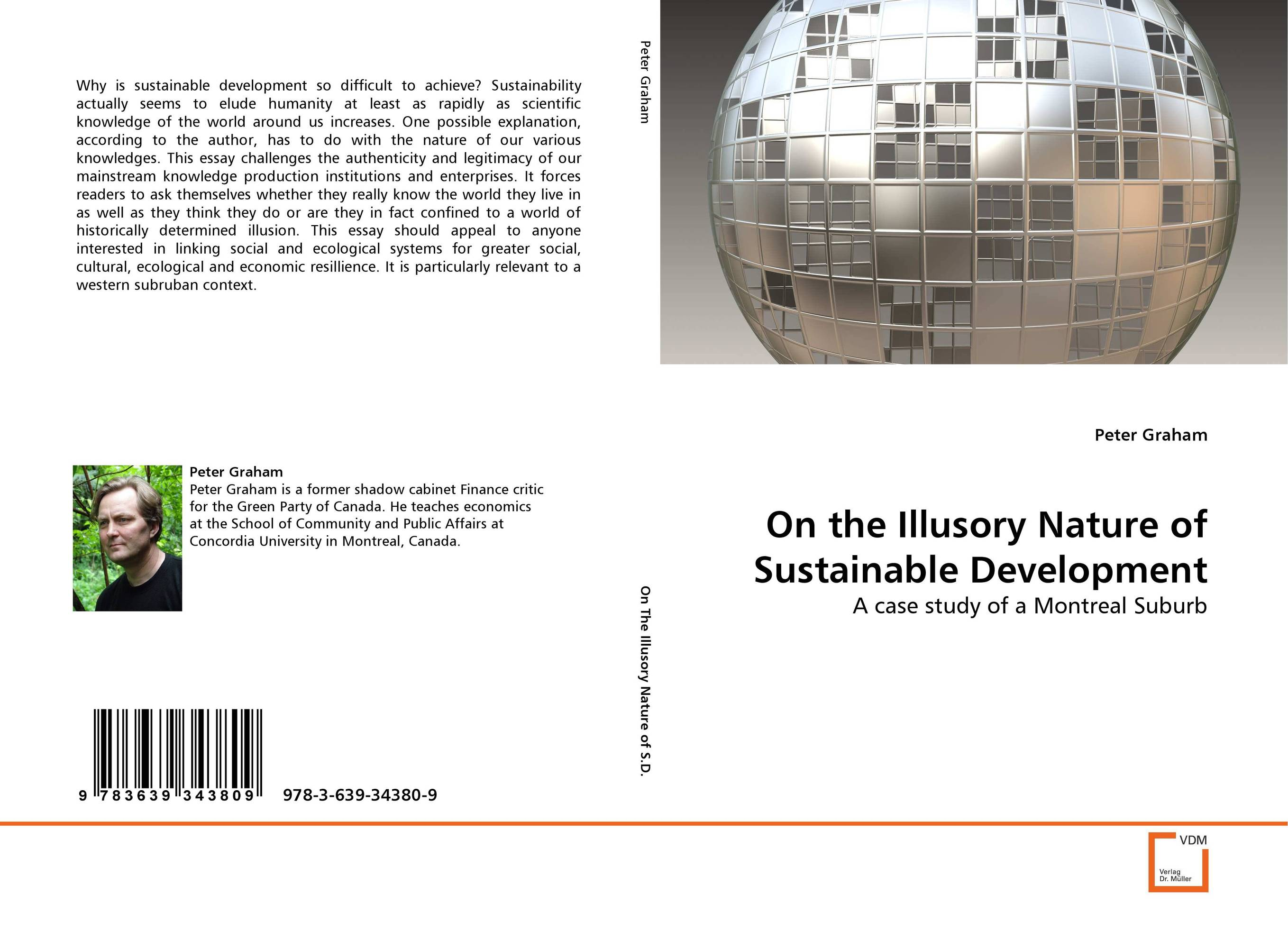 On the Illusory Nature of Sustainable Development seeing things as they are