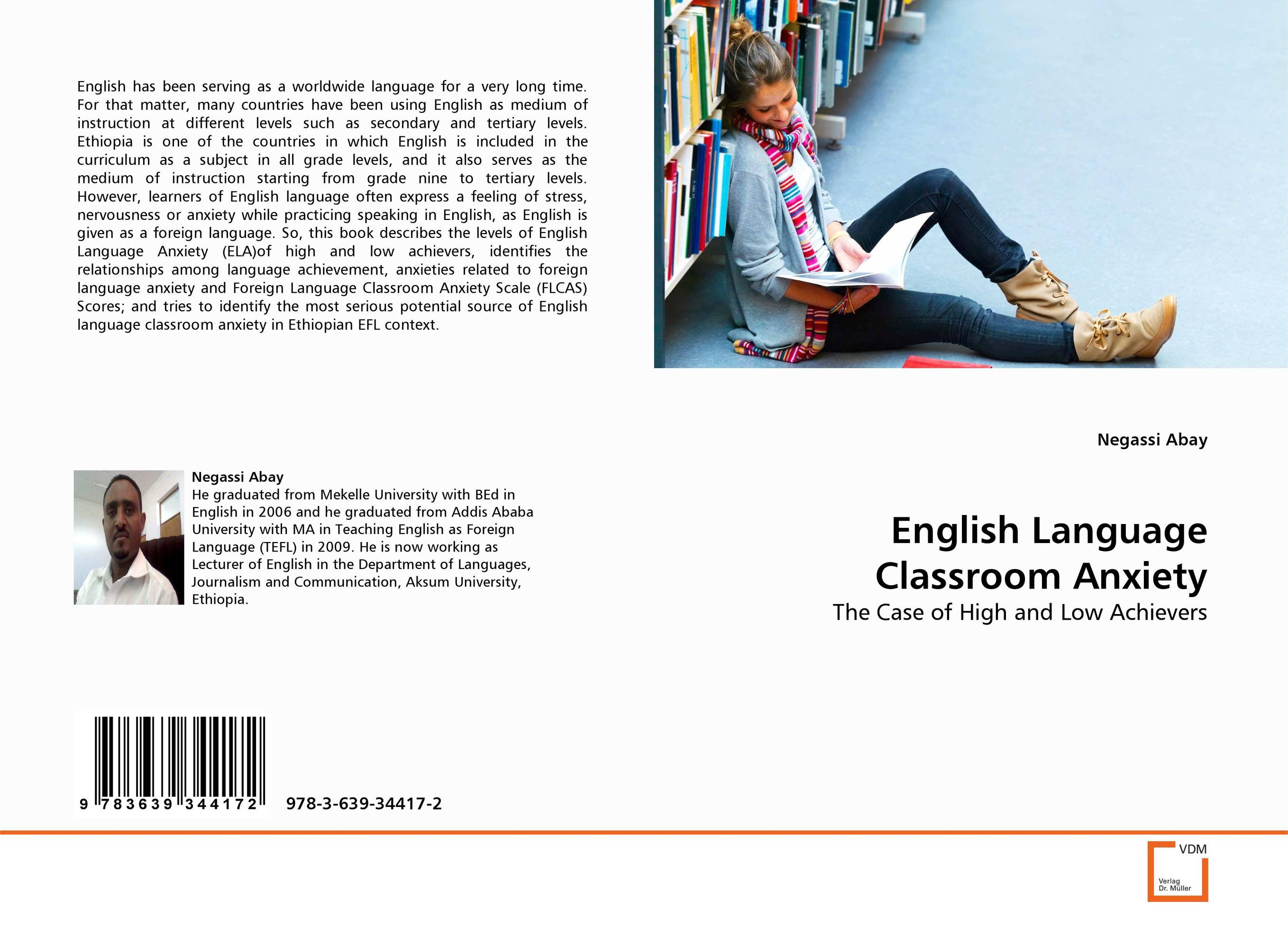 English Language Classroom Anxiety