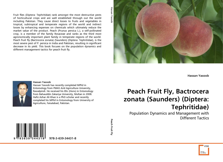 Peach Fruit Fly, Bactrocera zonata (Saunders) (Diptera: Tephritidae)