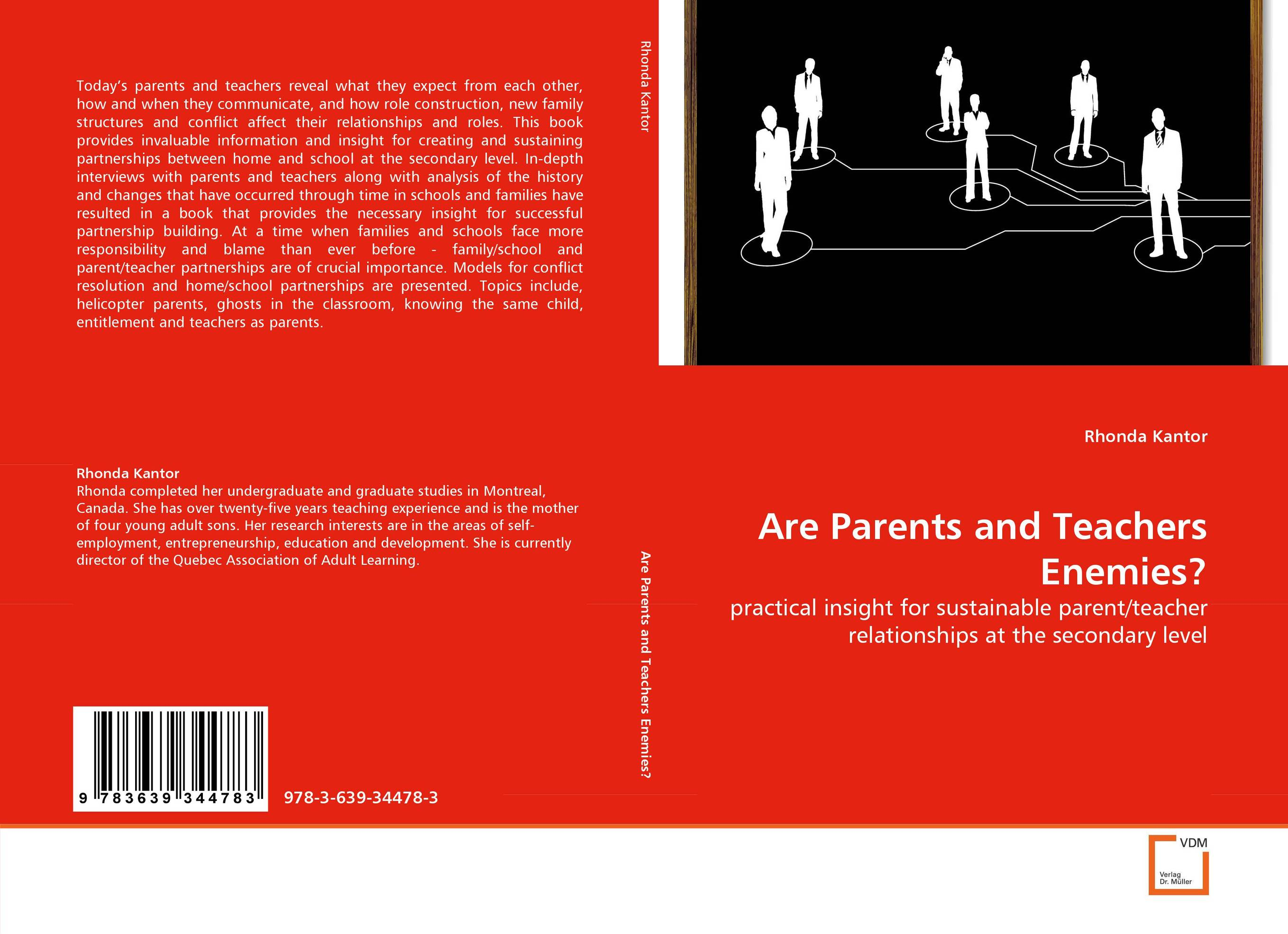 Are Parents and Teachers Enemies? sarah miles overloaded and underprepared strategies for stronger schools and healthy successful kids