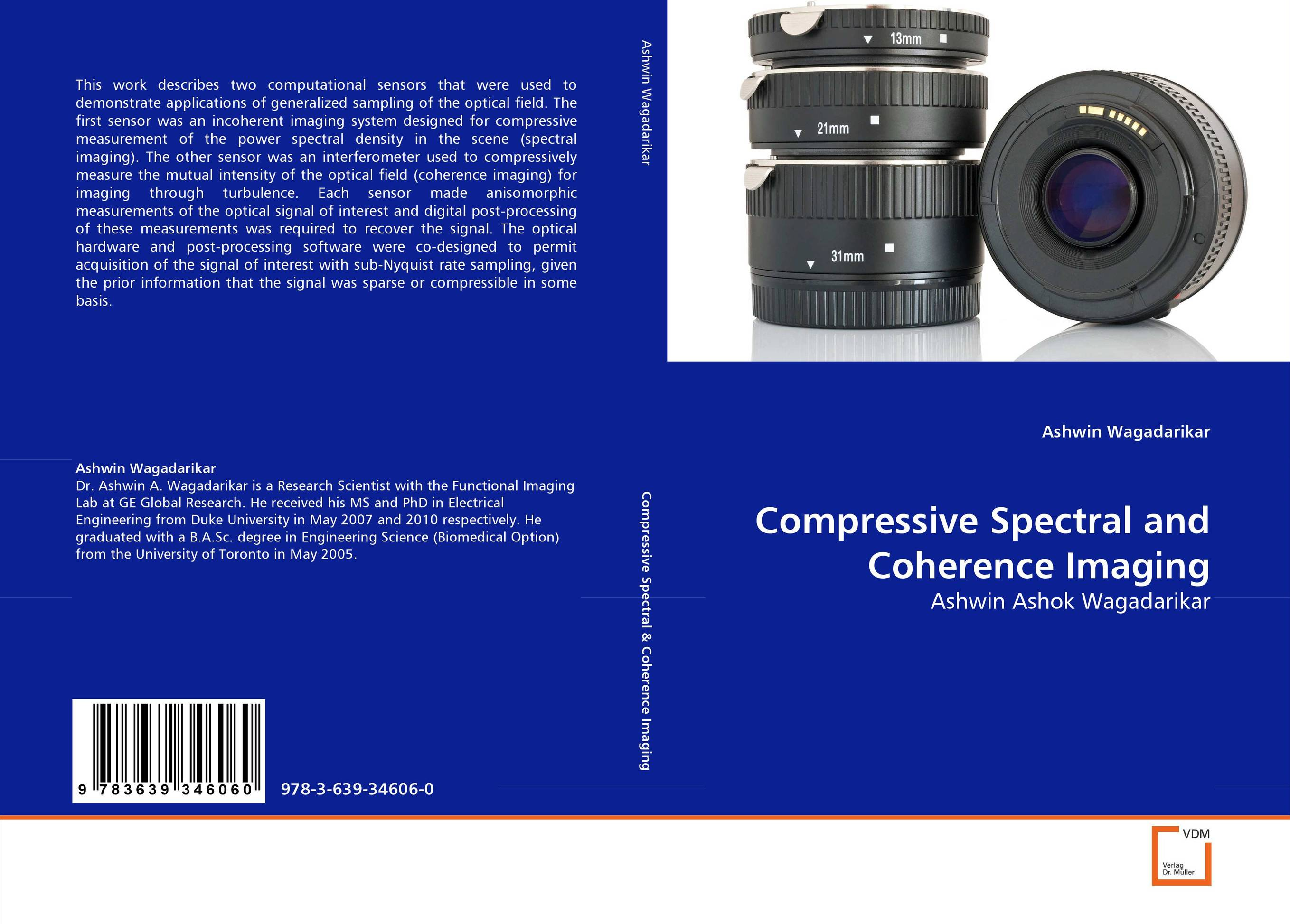 Compressive Spectral and Coherence Imaging microwave imaging for security applications