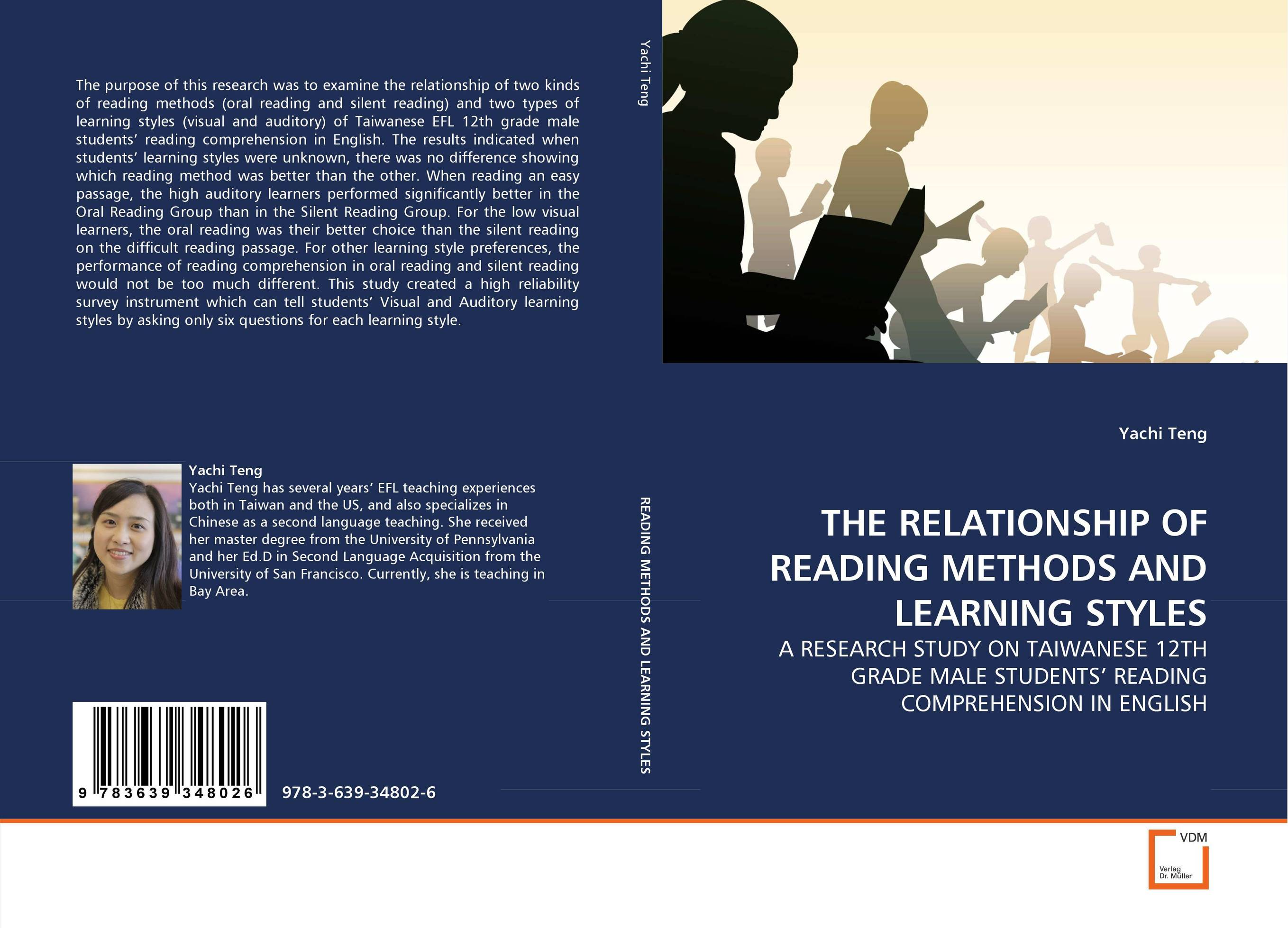 THE RELATIONSHIP OF READING METHODS AND LEARNING STYLES cap herman hedwear cap