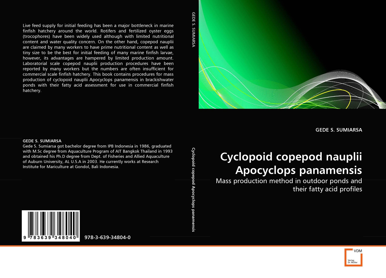 Cyclopoid copepod nauplii Apocyclops panamensis global marine primary production