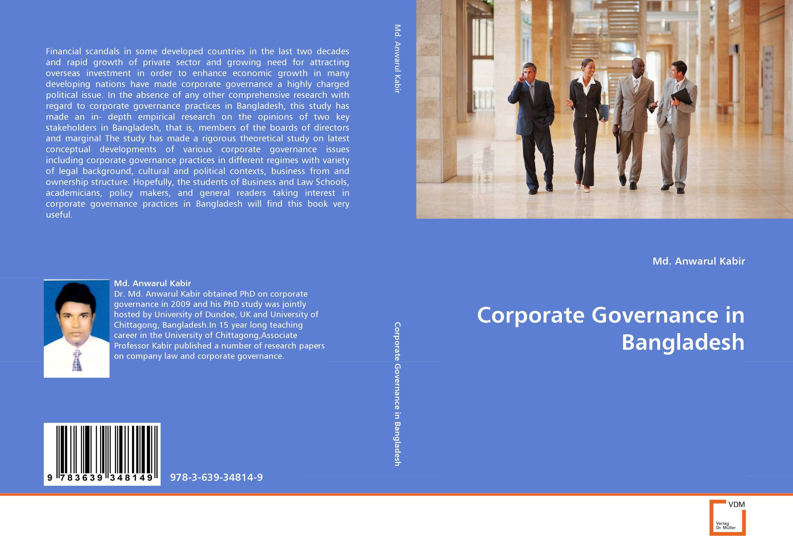 Corporate Governance in Bangladesh corporate governance in nigerian banks