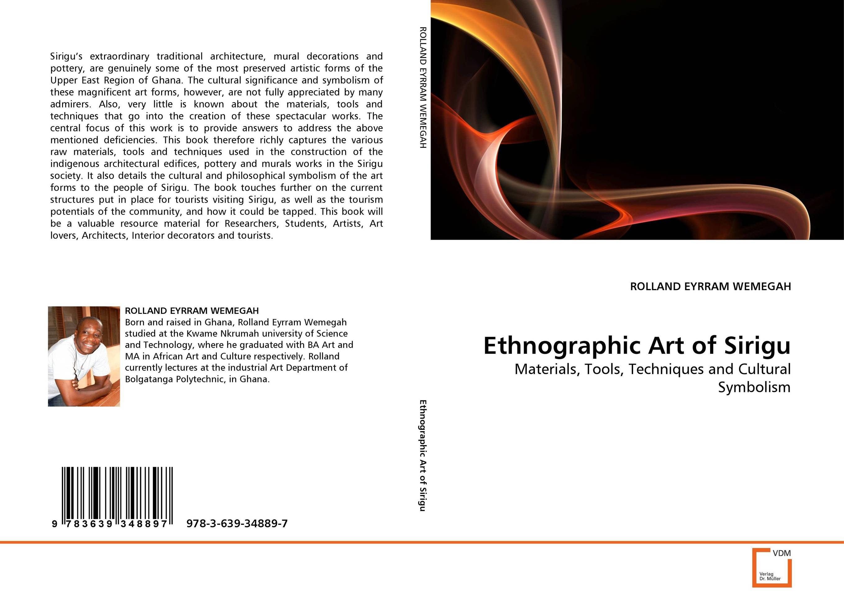 Ethnographic Art of Sirigu titles and forms of address