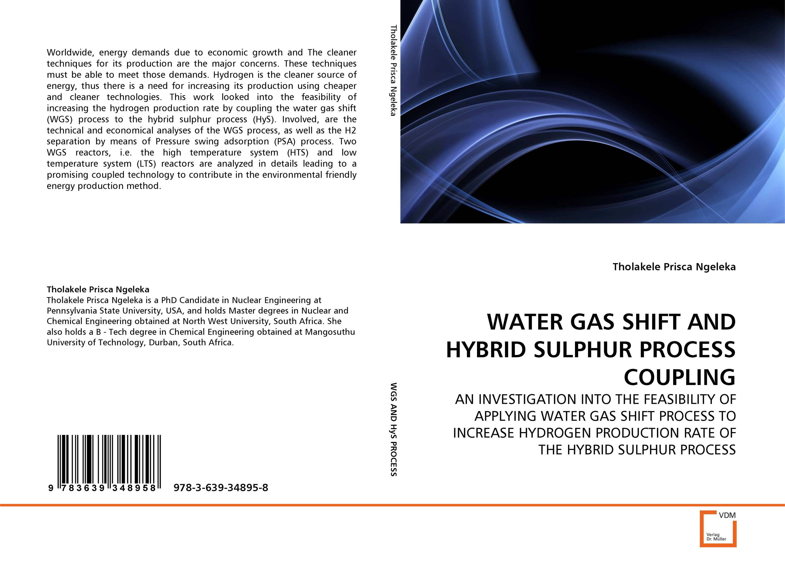 WATER GAS SHIFT AND HYBRID SULPHUR PROCESS COUPLING nify benny and c h sujatha enrichment of sulphur compounds in the cochin estuarine system