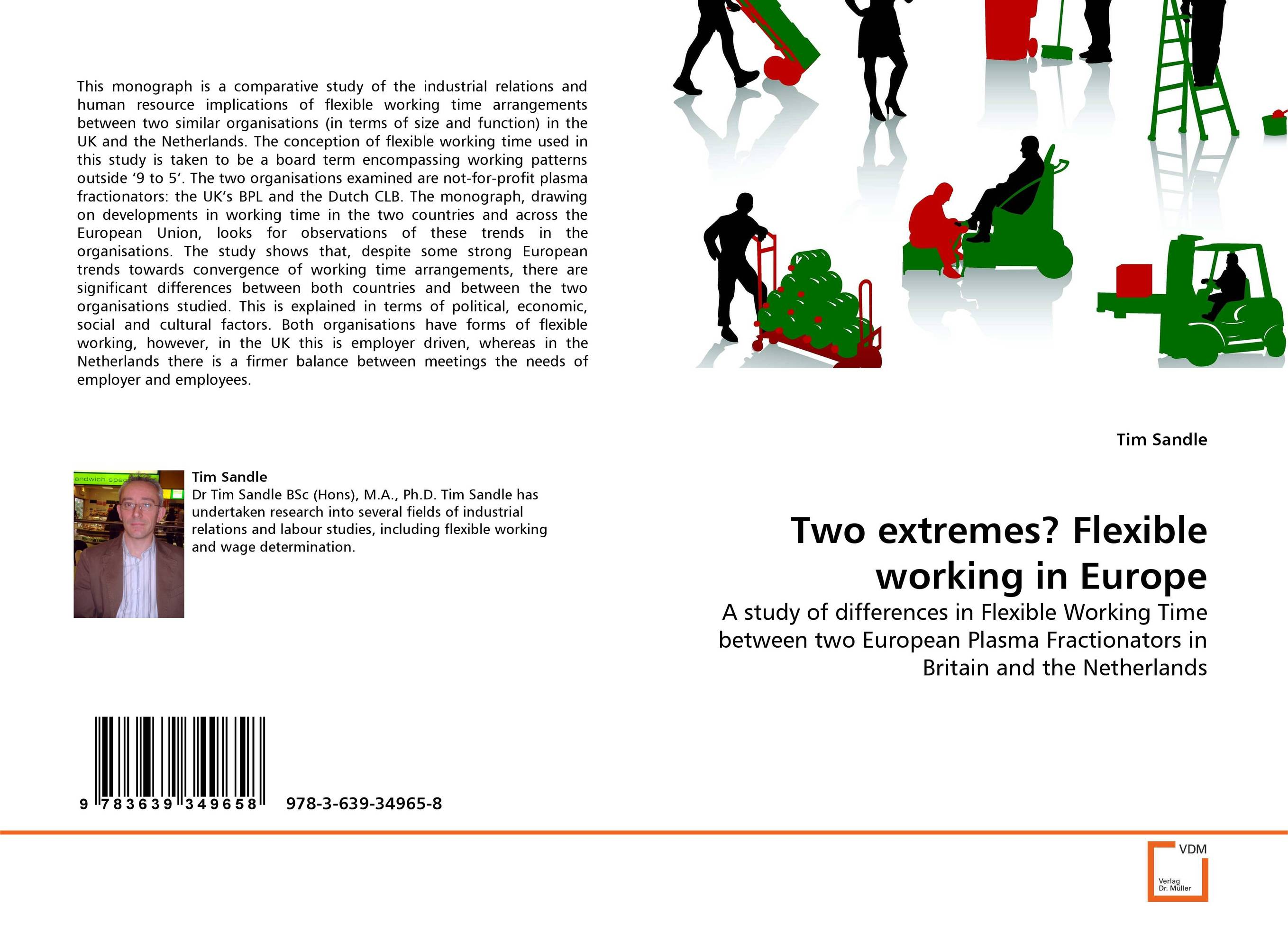 Two extremes? Flexible working in Europe